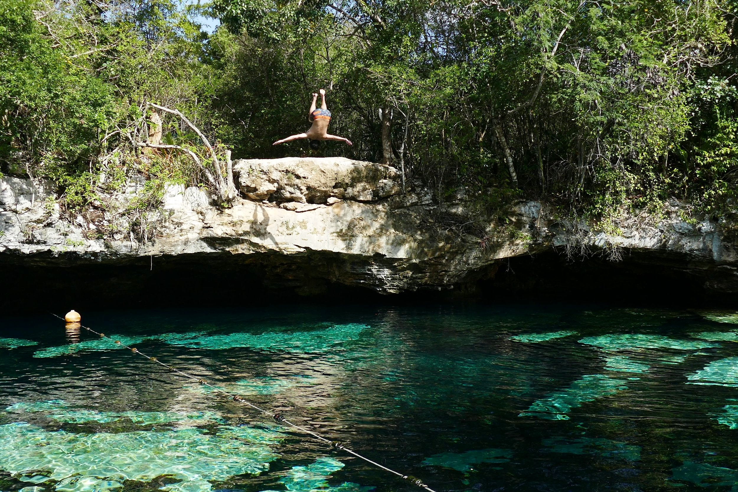 Cenote Azul Mexico (151).JPG