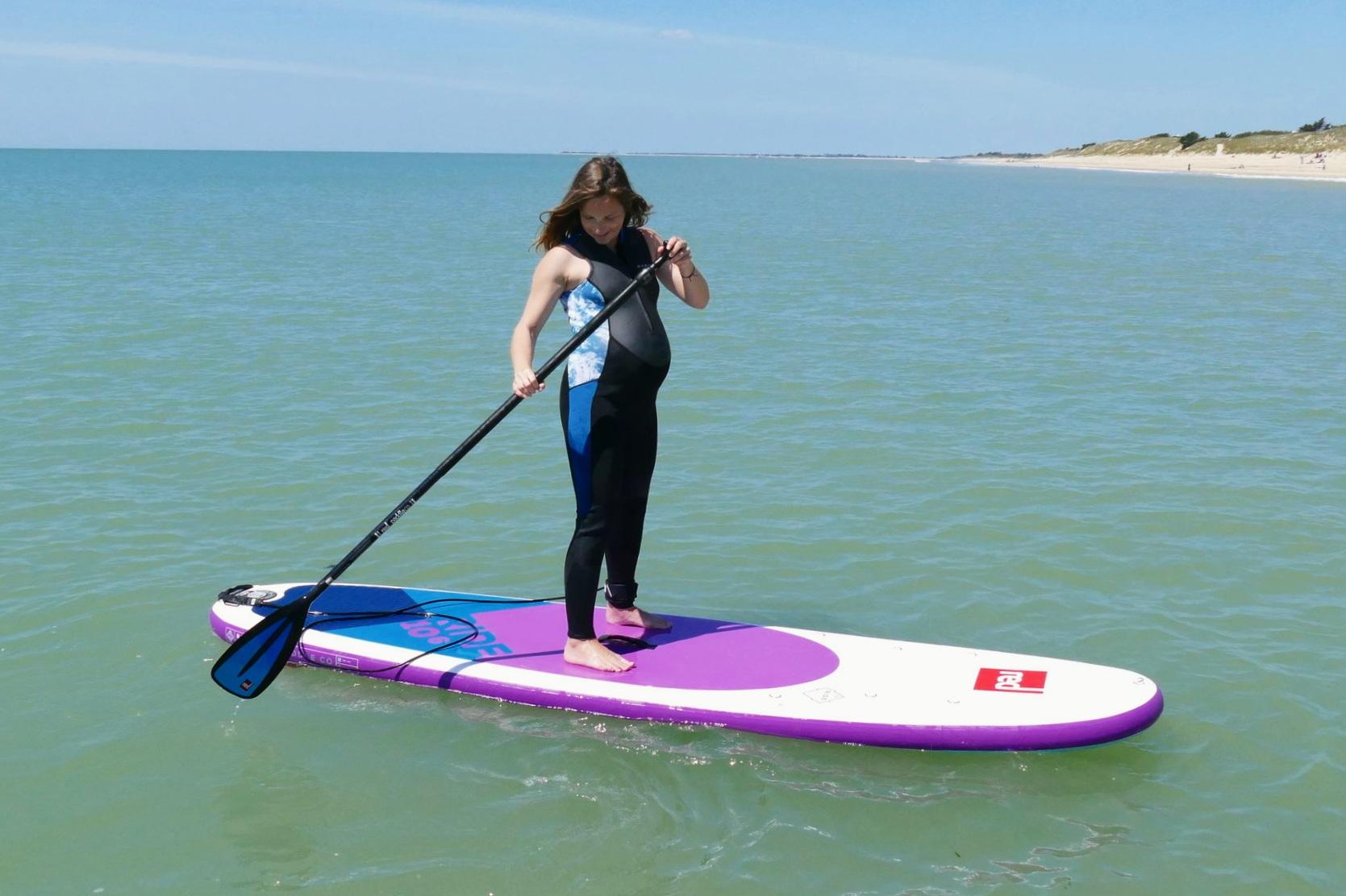 Stand Up Paddle Ile de Ré - Papaï Paddle