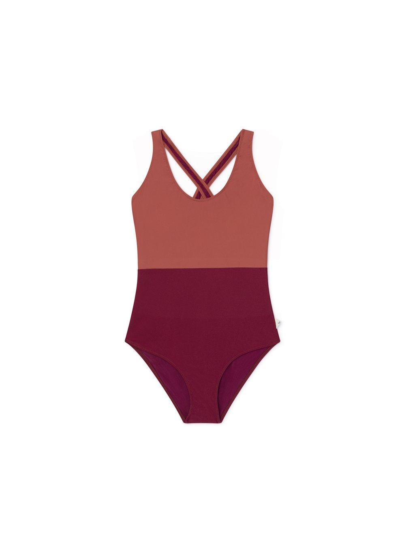 Picton-Roof twothirds swimwear