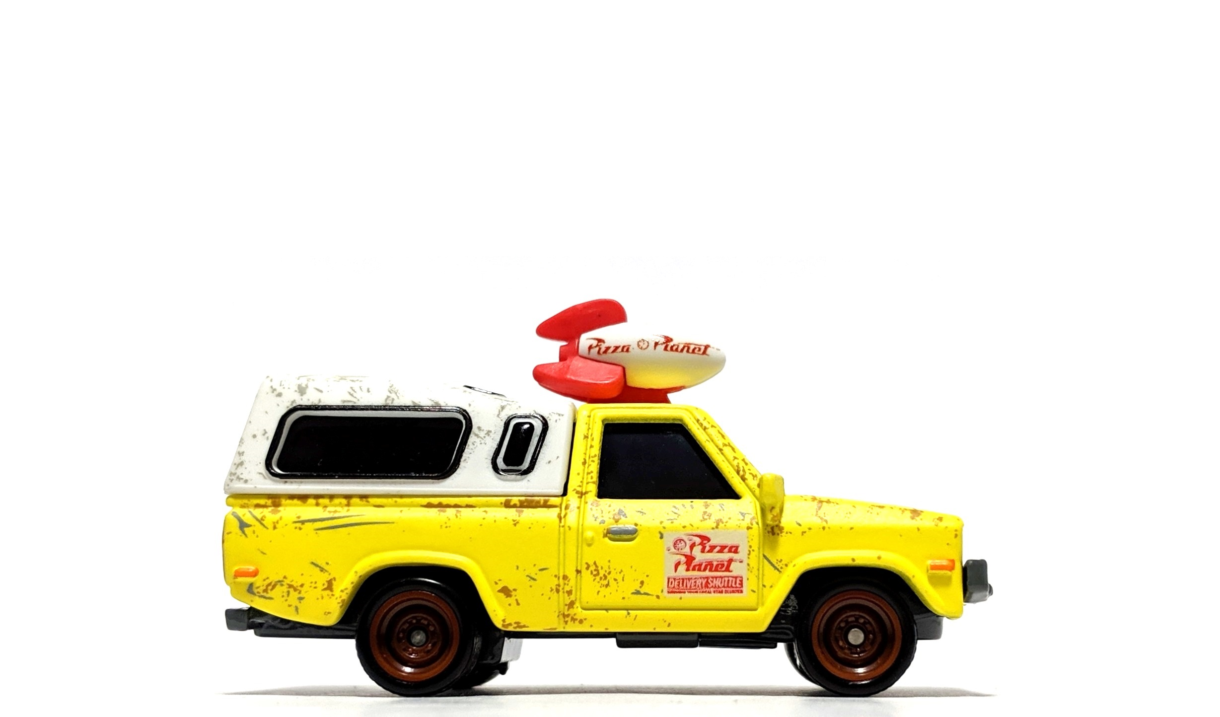 Toy Story Pizza Planet Truck - Hot Wheels Retro Entertainment