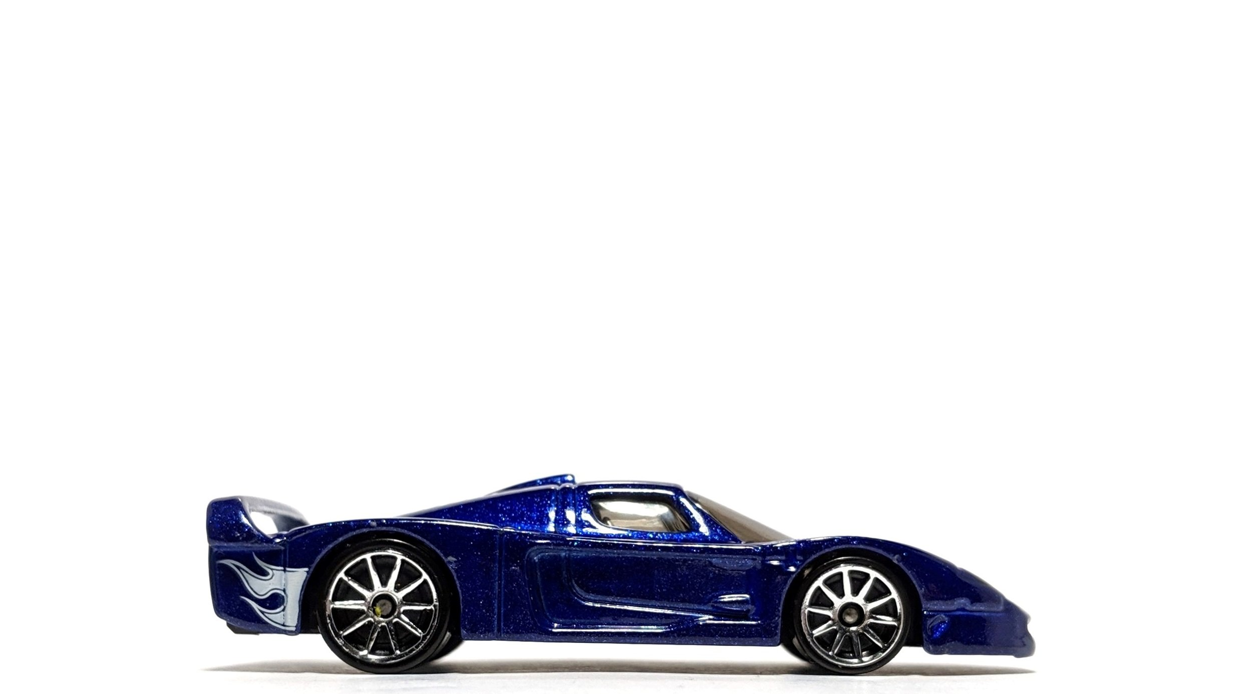 Maserati MC12 - Hot Wheels Mystery