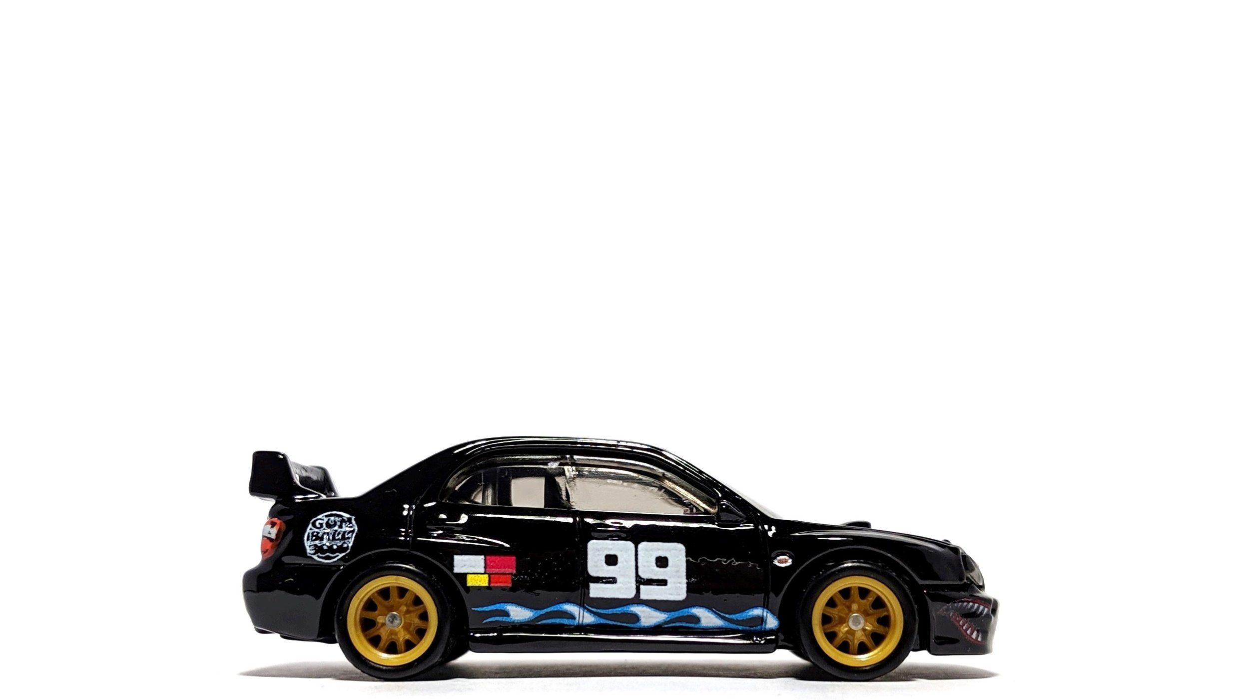 "Subaru Impreza WRX STi ""Gumball 3000"" - Hot Wheels Retro Entertainment"