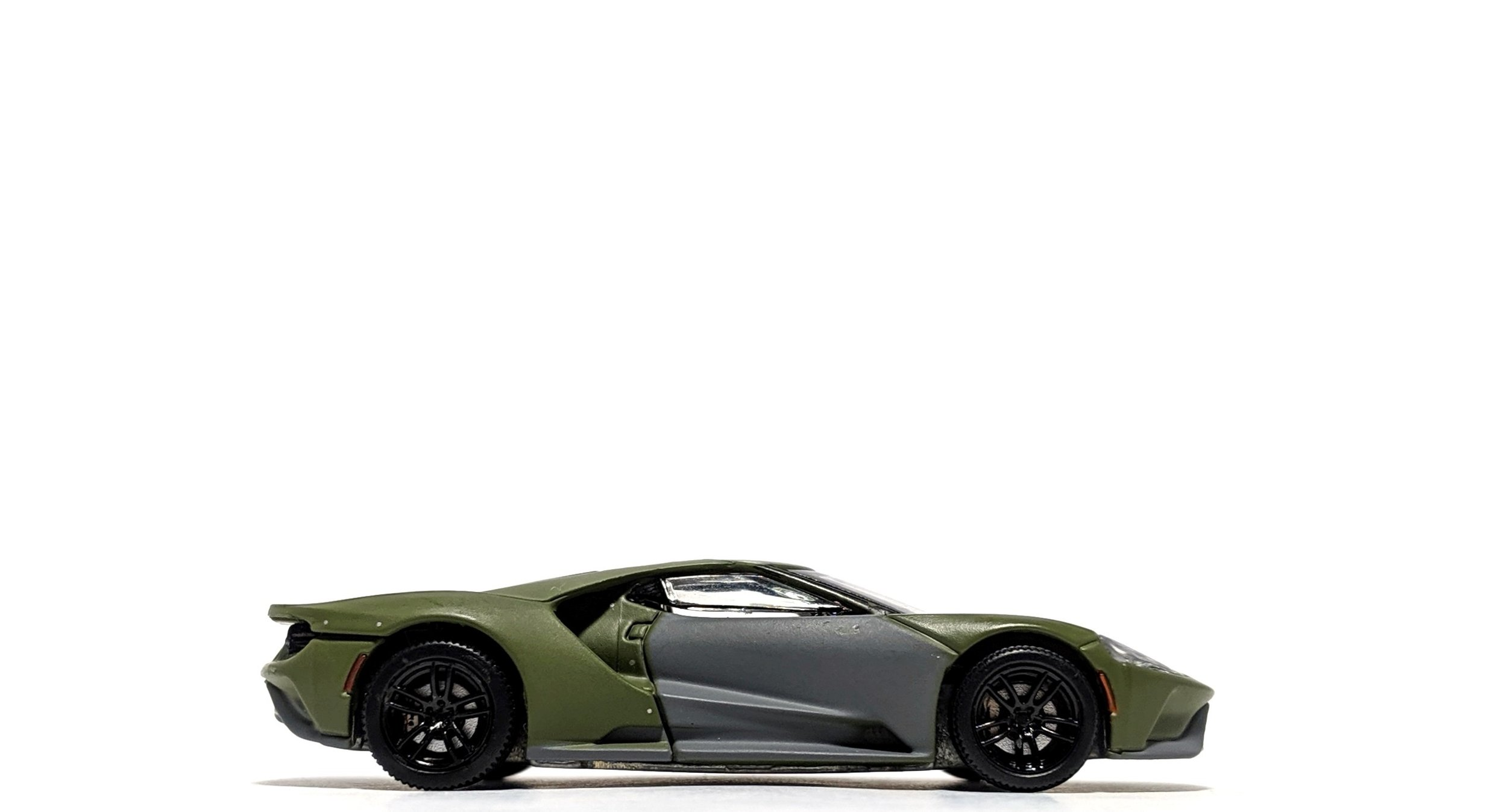 "2017 Ford GT ""Test Mule"" - Greenlight"