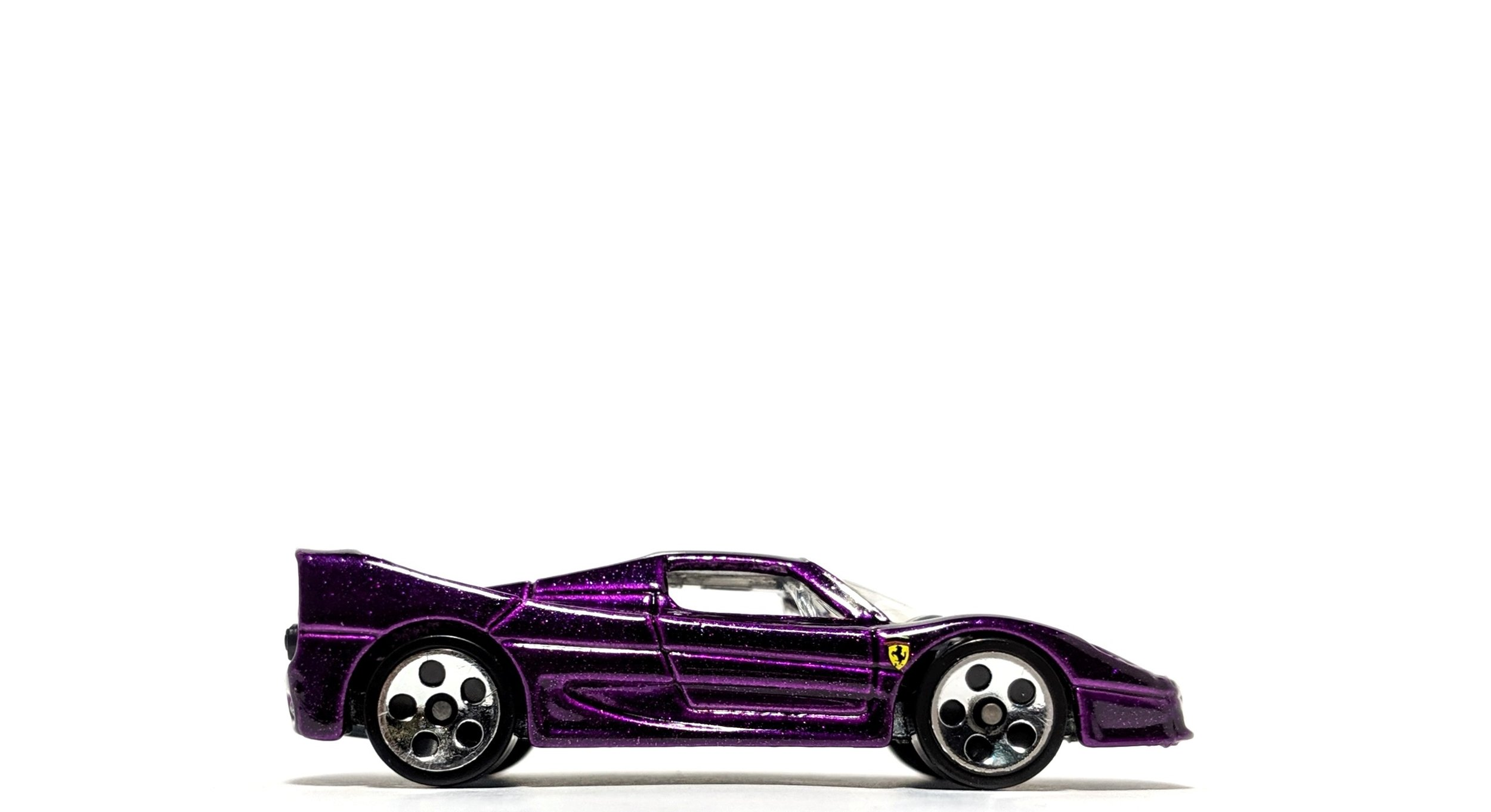 Ferrari F50 - Hot Wheels