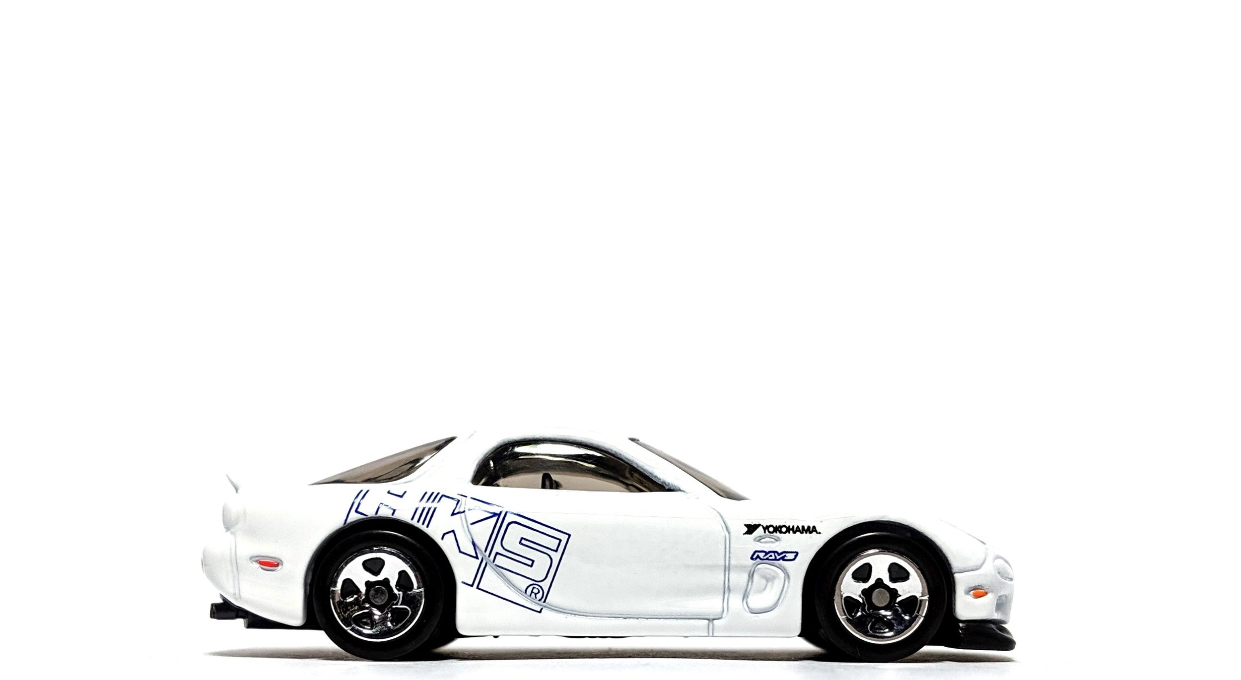 Mazda RX-7 (FD3S) - Hot Wheels Fast & Furious