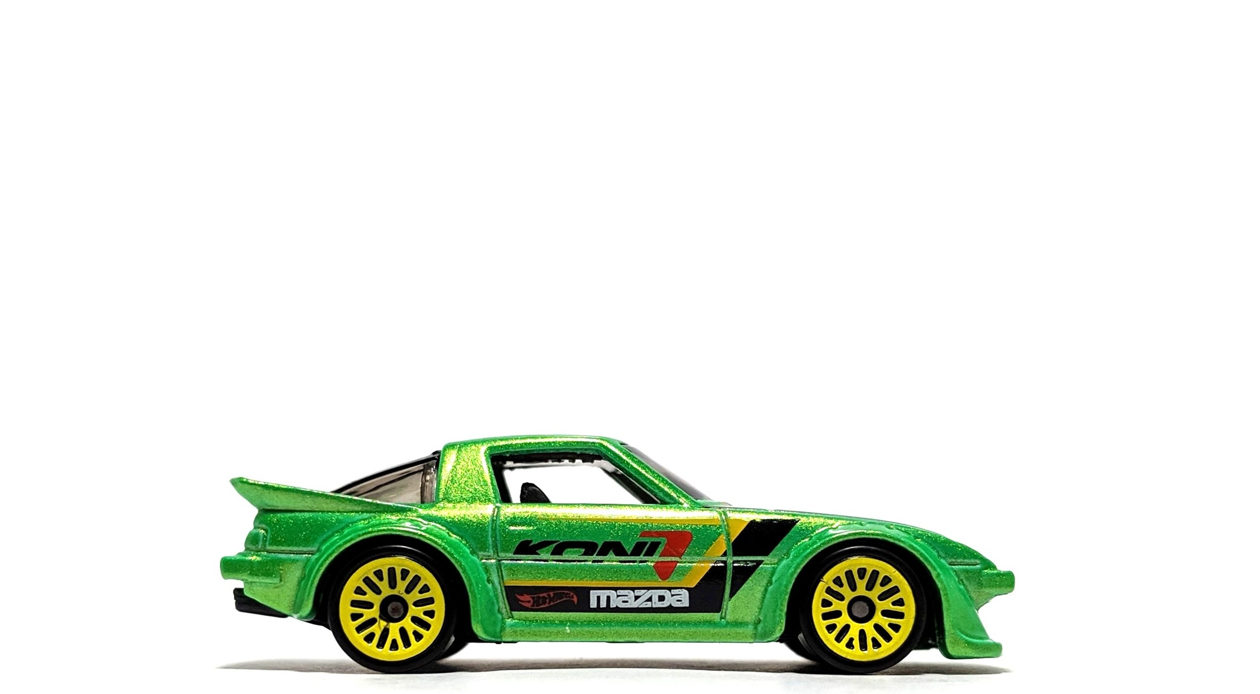 Mazda RX-7 (SA22C) - Hot Wheels