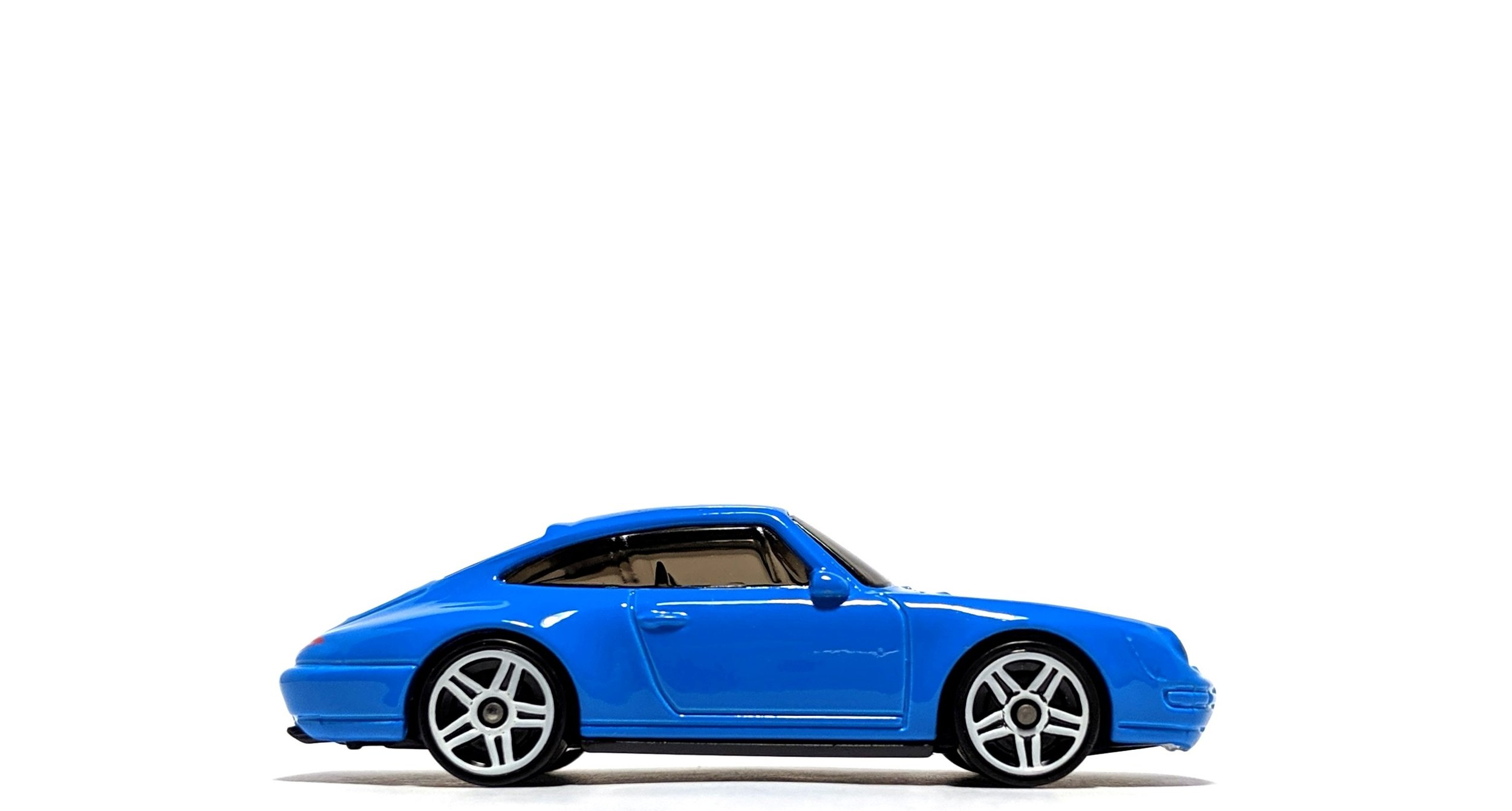 Porsche 911 Carrera (993) - Hot Wheels