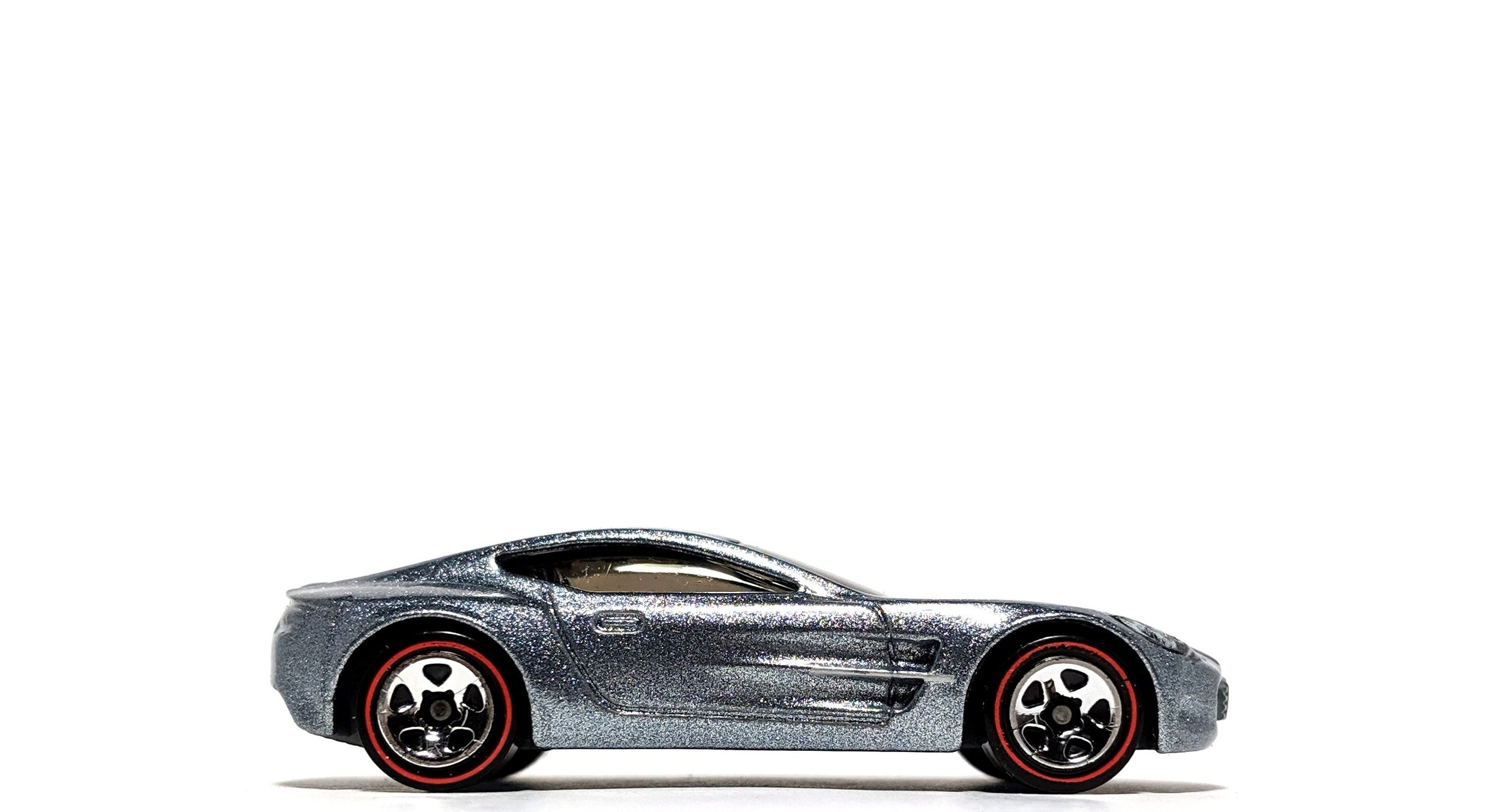 Aston Martin One-77 (Walmart-exclusive Redline) - Hot Wheels