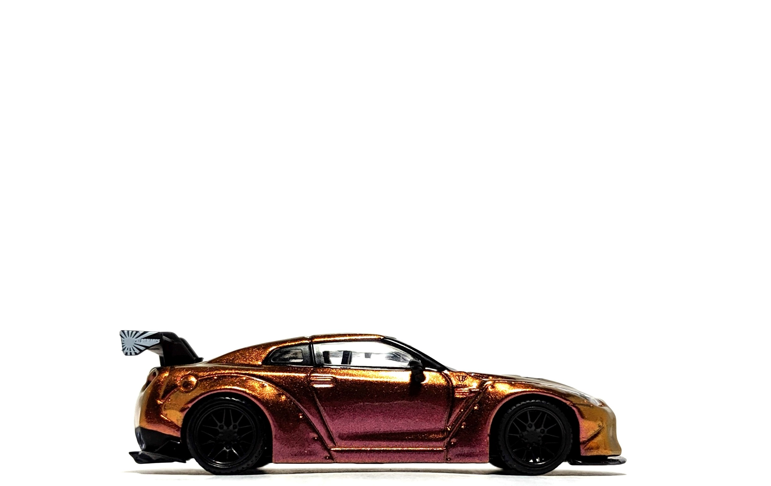 LB Works Nissan GT-R (R35) Magic Bronze (Hong Kong Exclusive) - TSM/Mini GT