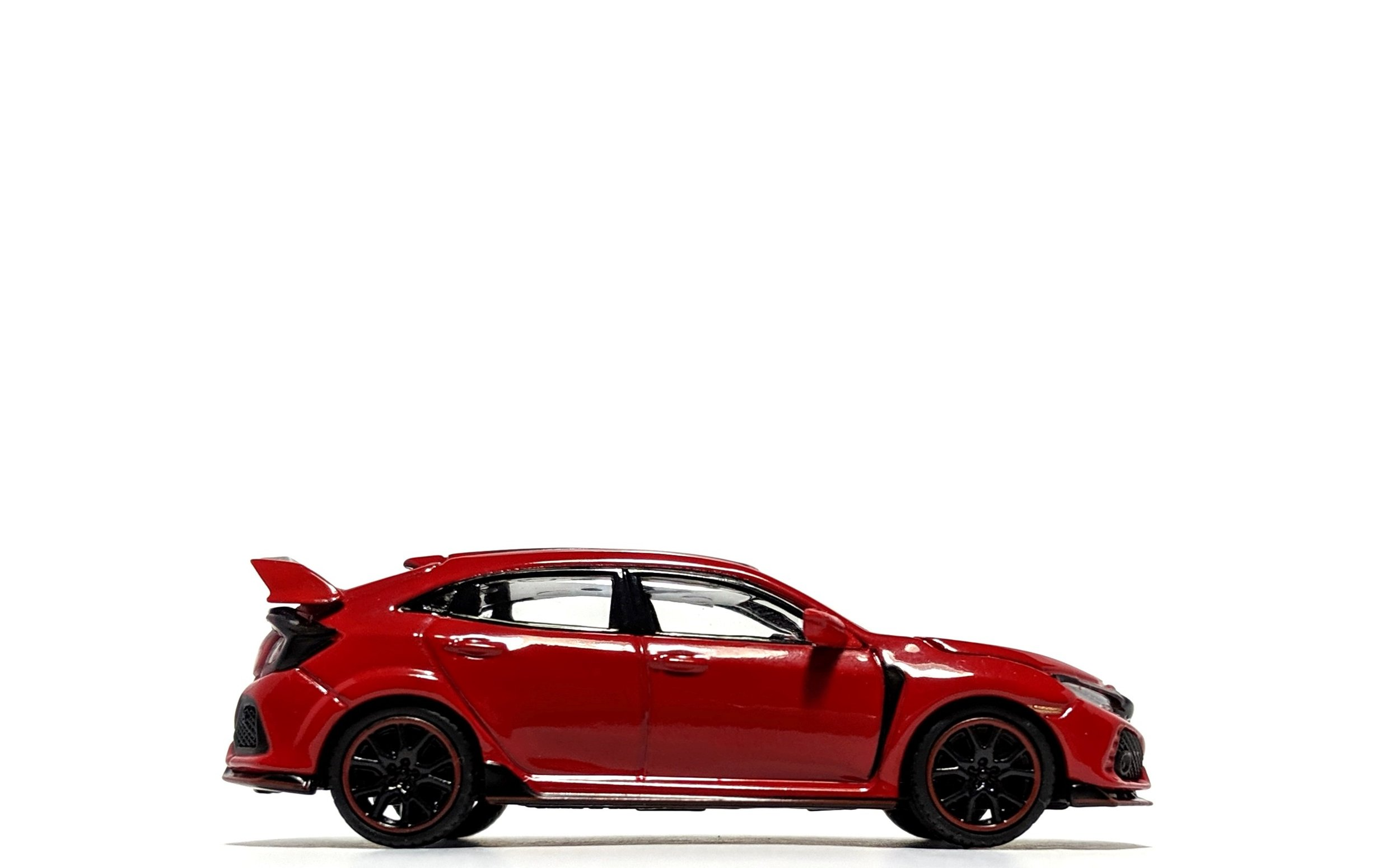 Honda Civic Type R (FK8) Rallye Red - TSM/Mini GT