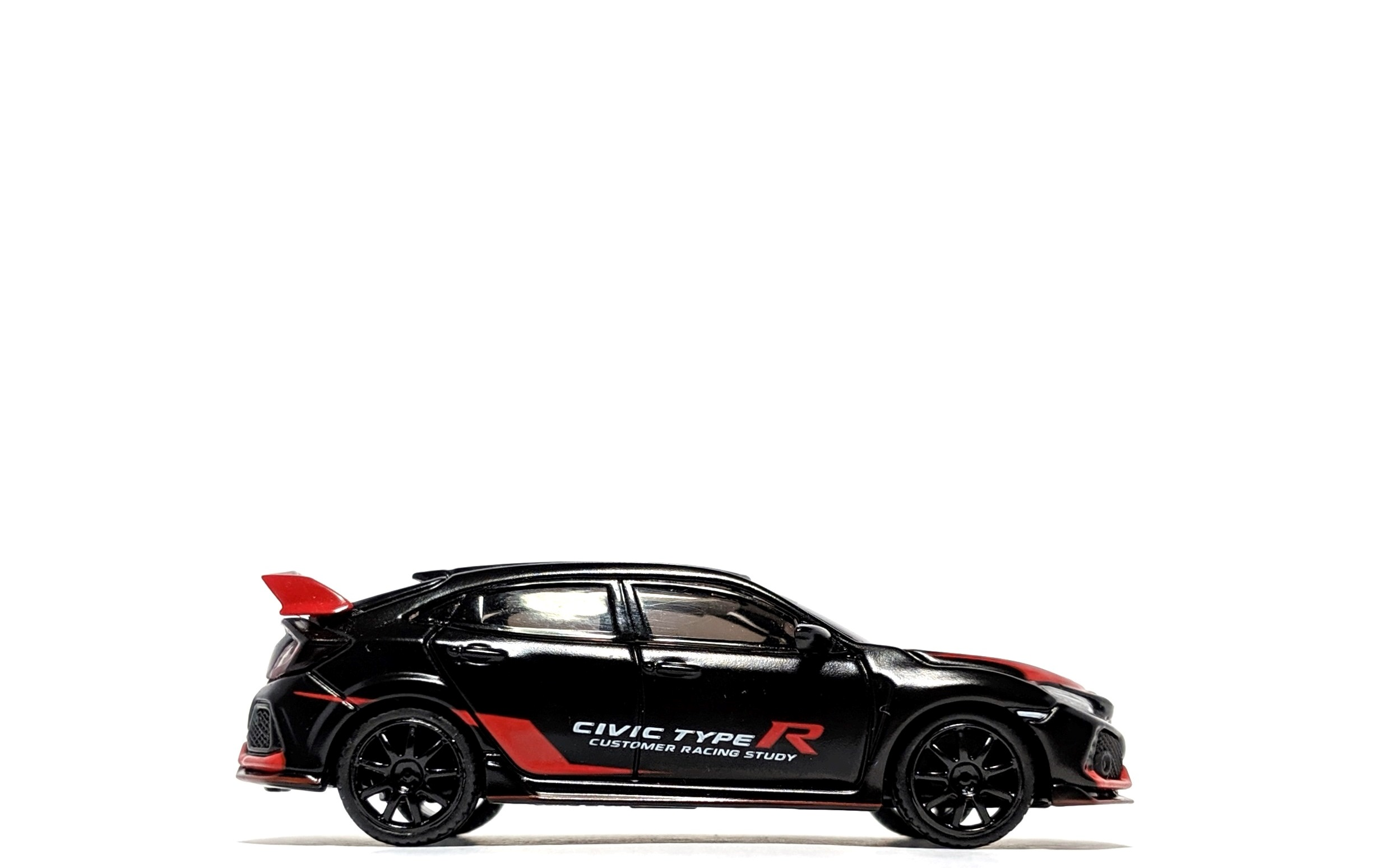 Honda Civic Type R (FK8) Customer Racing Study - TSM/Mini GT