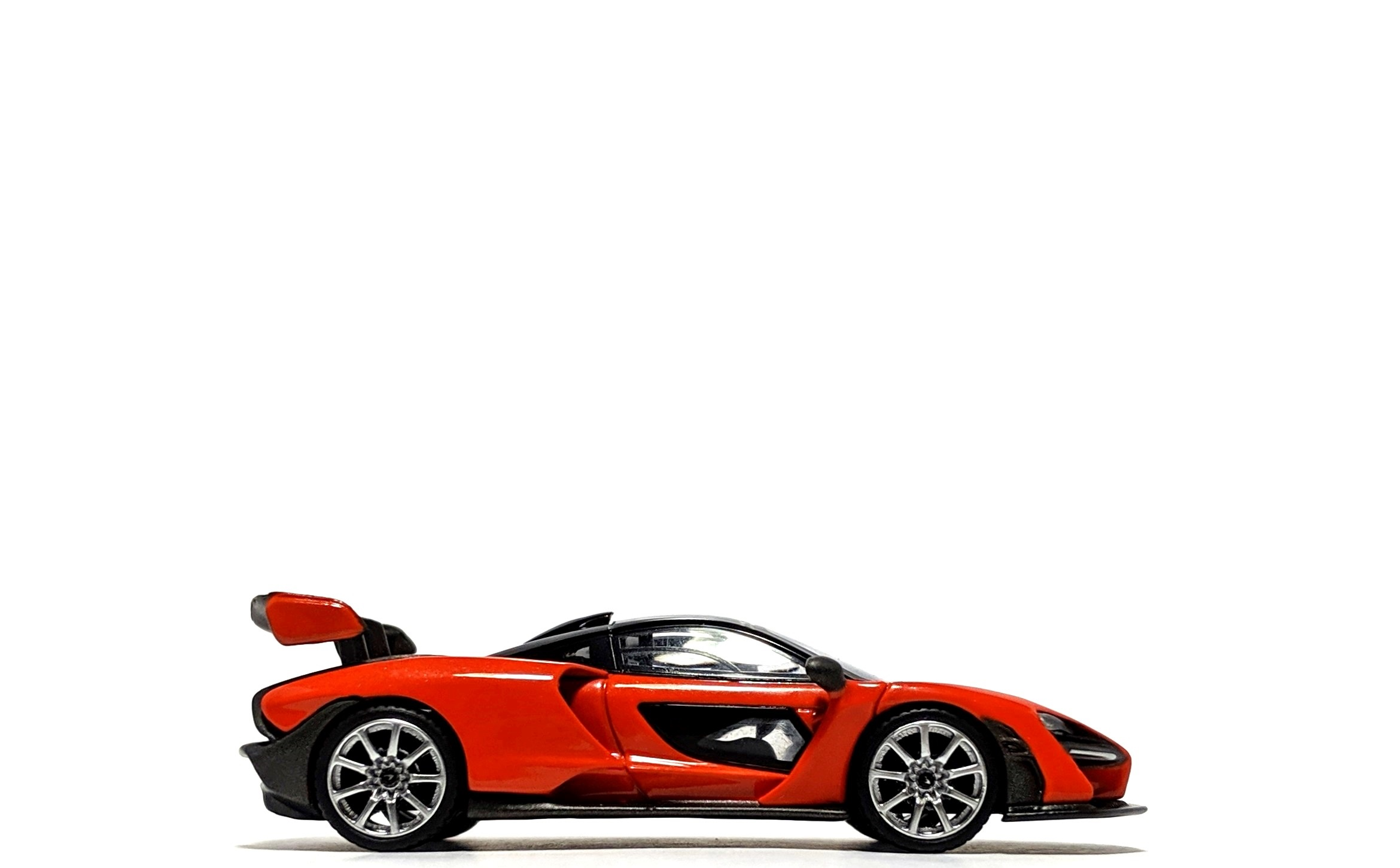 McLaren Senna Mira Orange - TSM/Mini GT