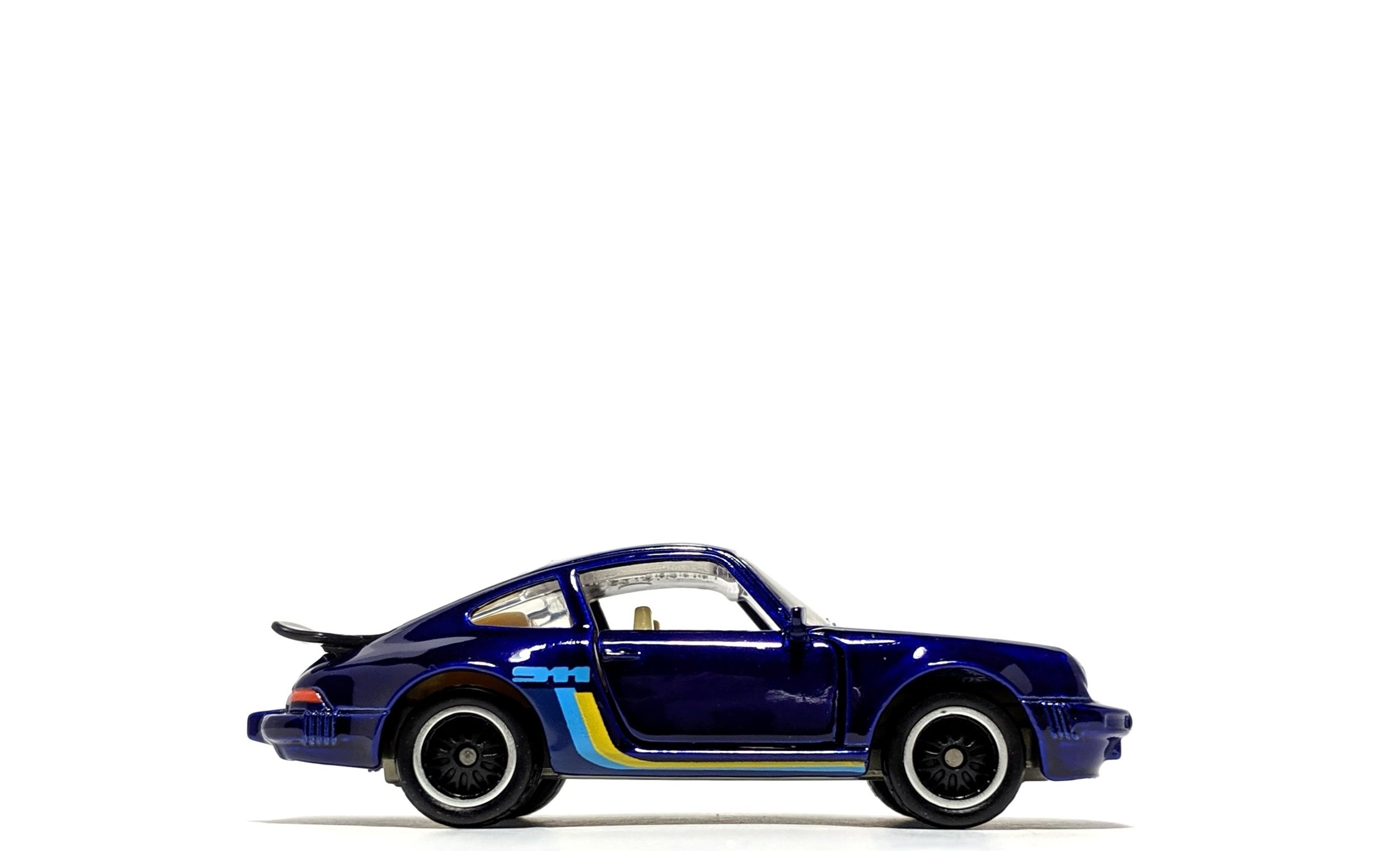 '80 Porsche 911 Turbo - Matchbox 50th Anniversary Superfast