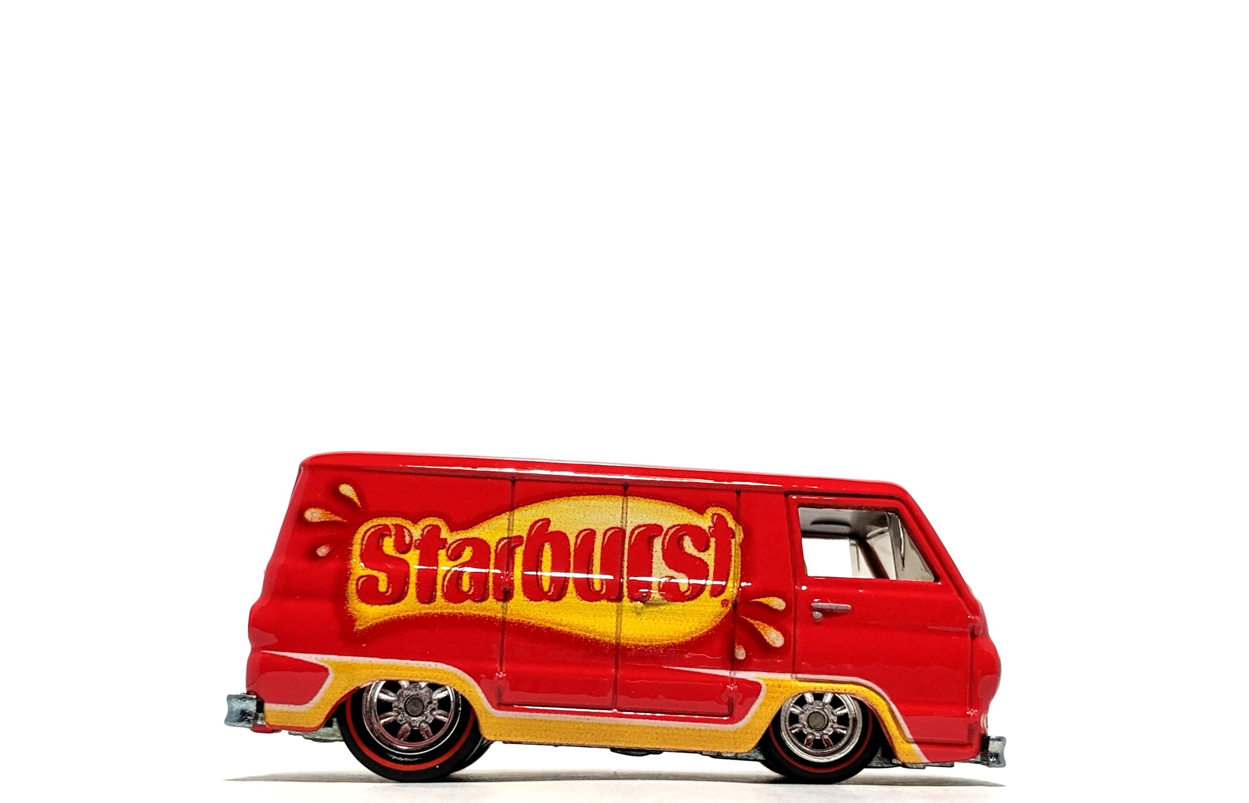 "'66 Dodge A100 ""Starburst"" - Hot Wheels Pop Culture"
