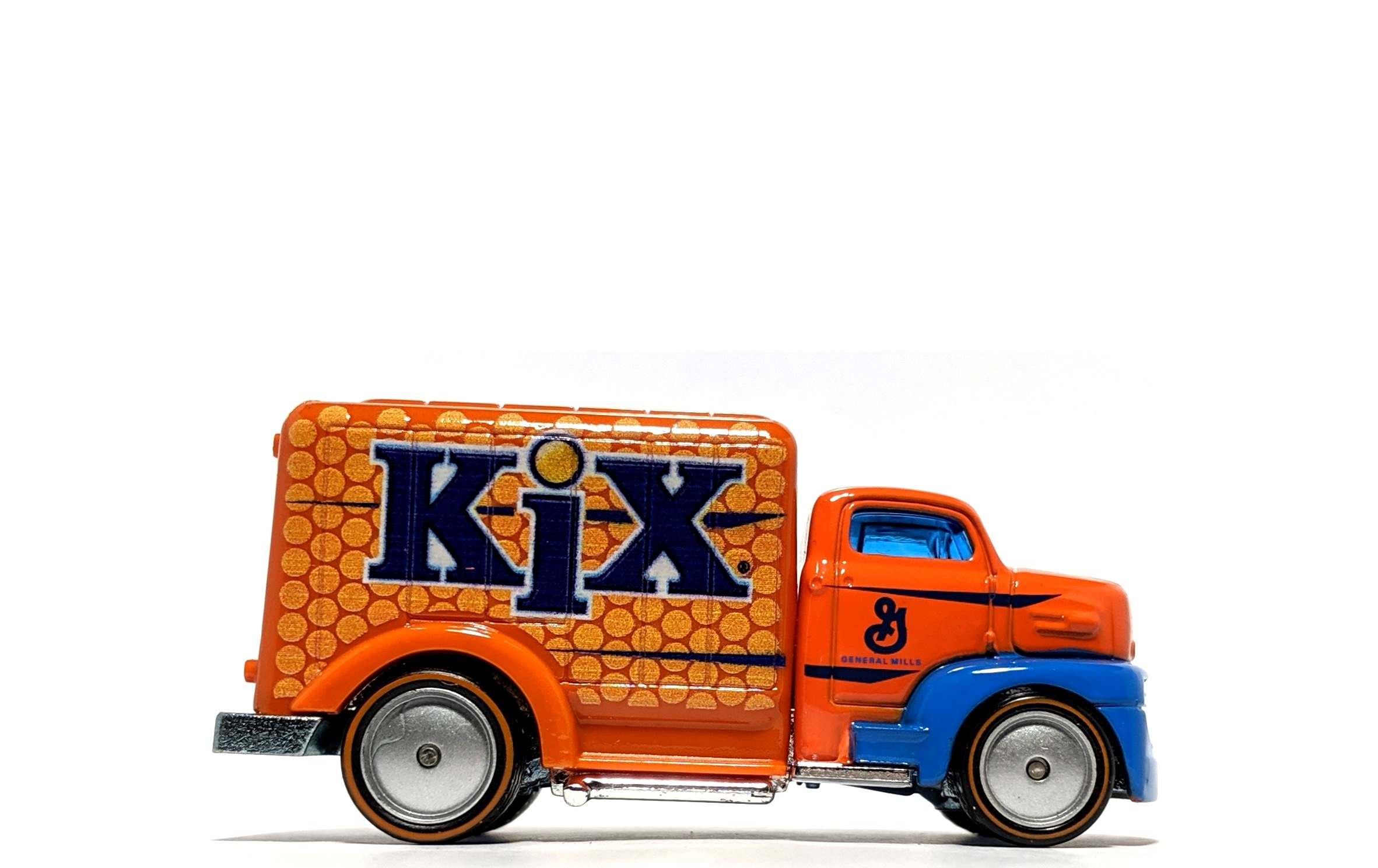 "'49 Ford C.O.E. ""Kix"" - Hot Wheels Pop Culture"