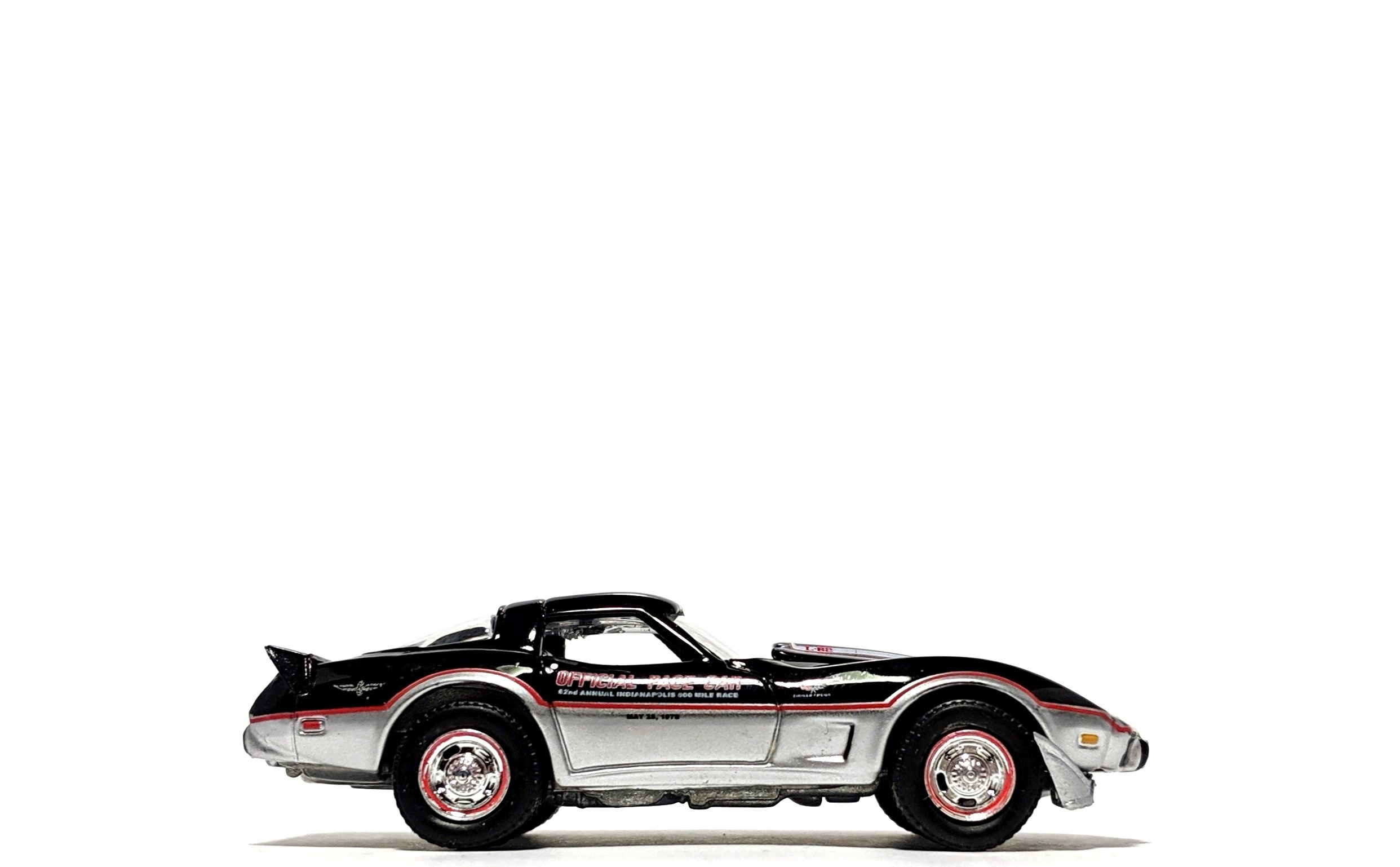 "1978 Chevrolet Corvette ""Official Pace Car"" - Greenlight"