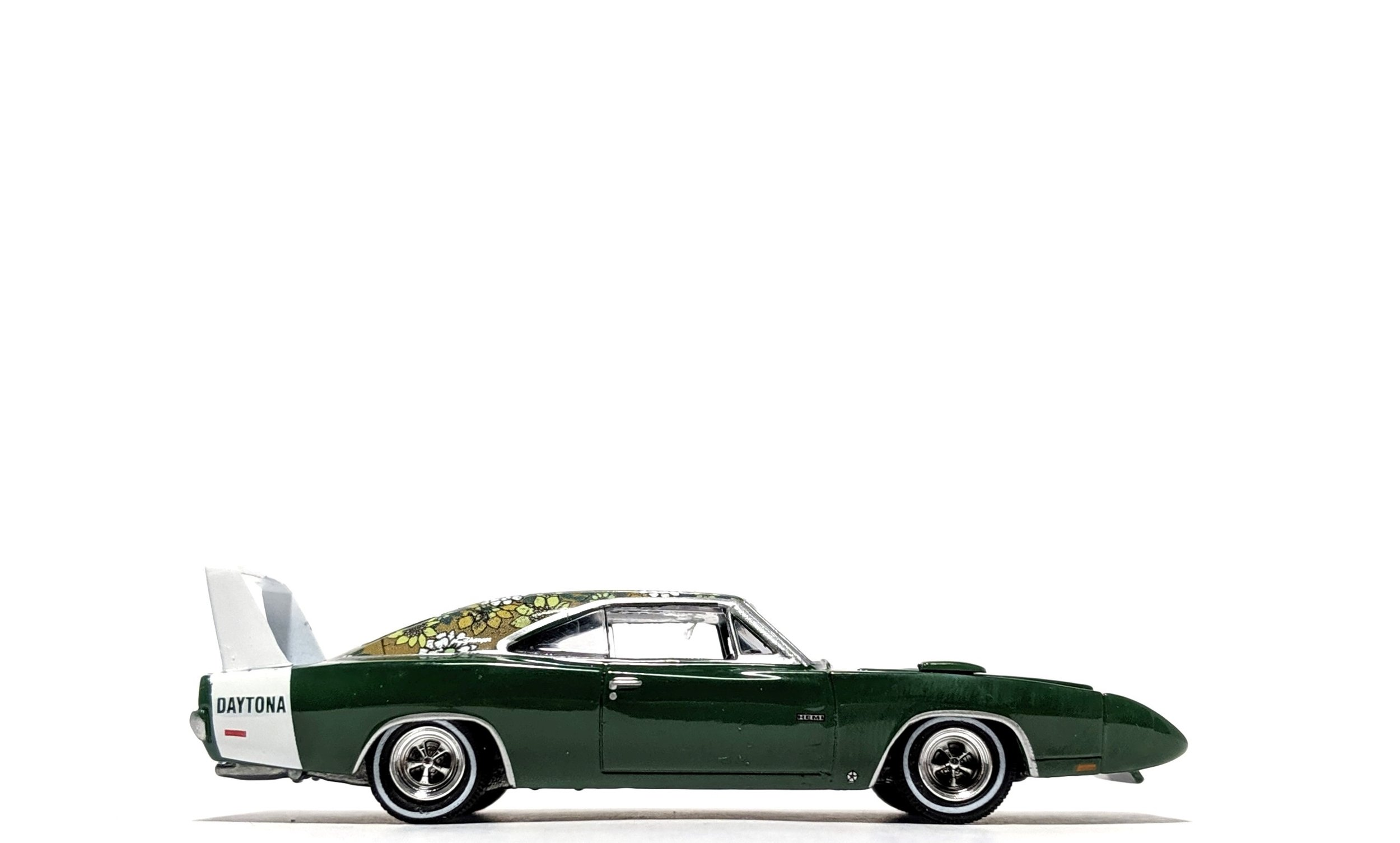 1969 Dodge Charger Daytona Mod Top - Greenlight