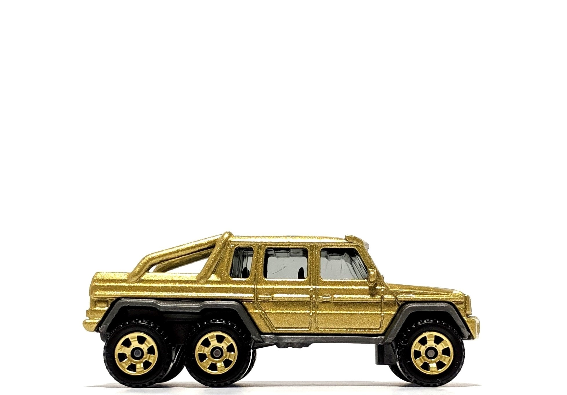 Mercedes-Benz G63 AMG 6x6, by Matchbox (Target-exclusive 50th Anniversary Superfast)