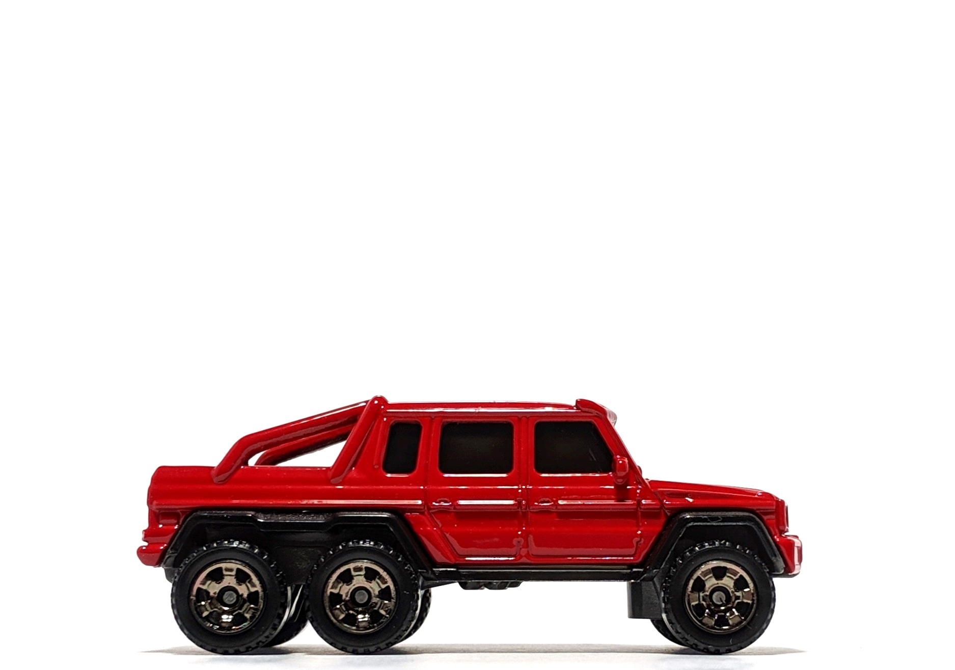 Mercedes-Benz G63 AMG 6x6, by Matchbox