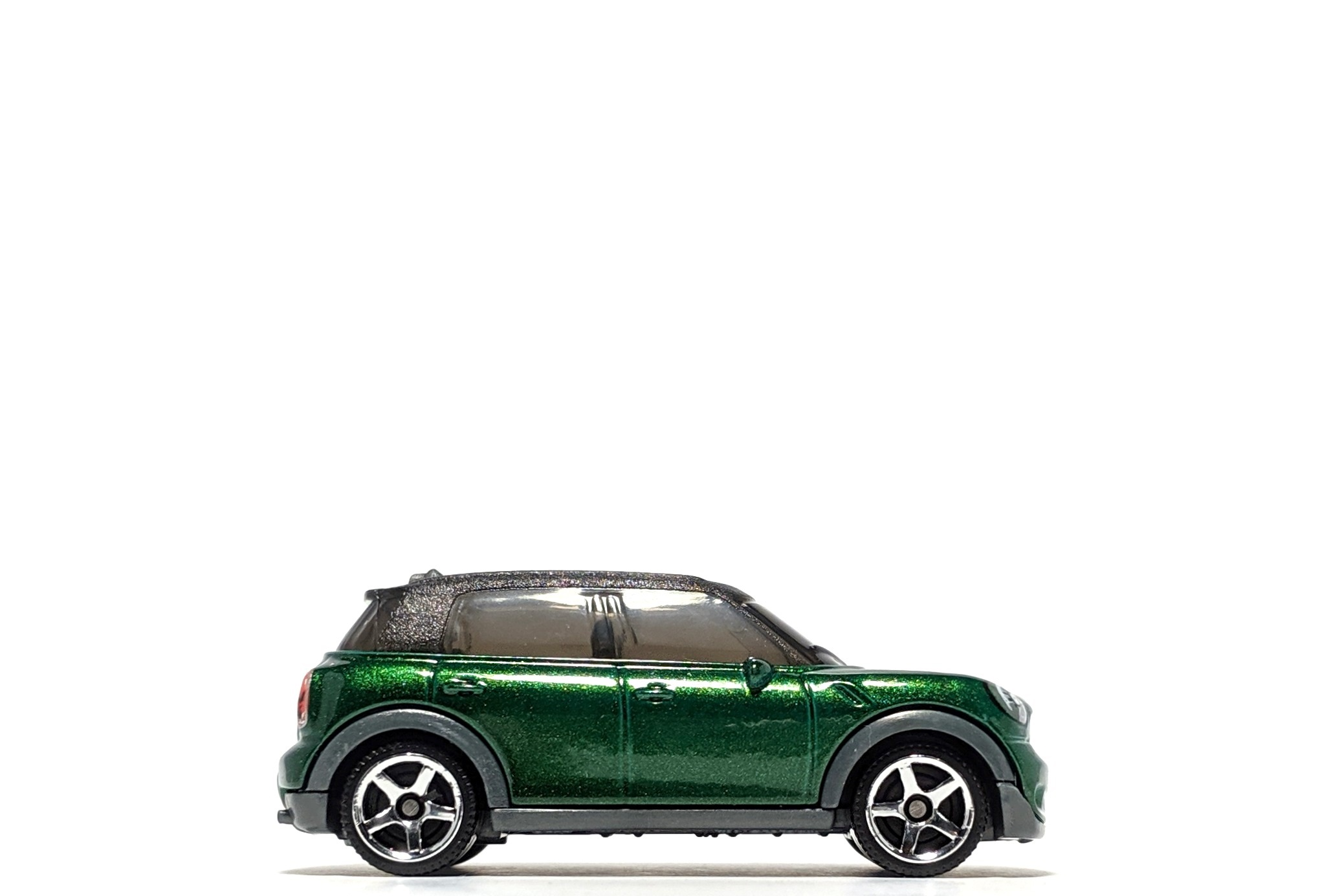 '11 Mini Countryman, by Matchbox