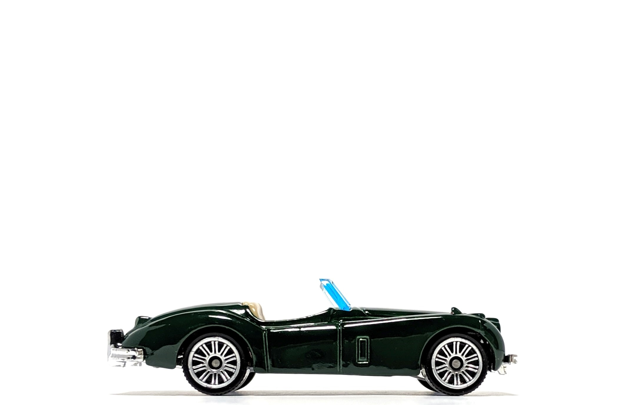 '56 Jaguar XK140 Roadster, by Matchbox