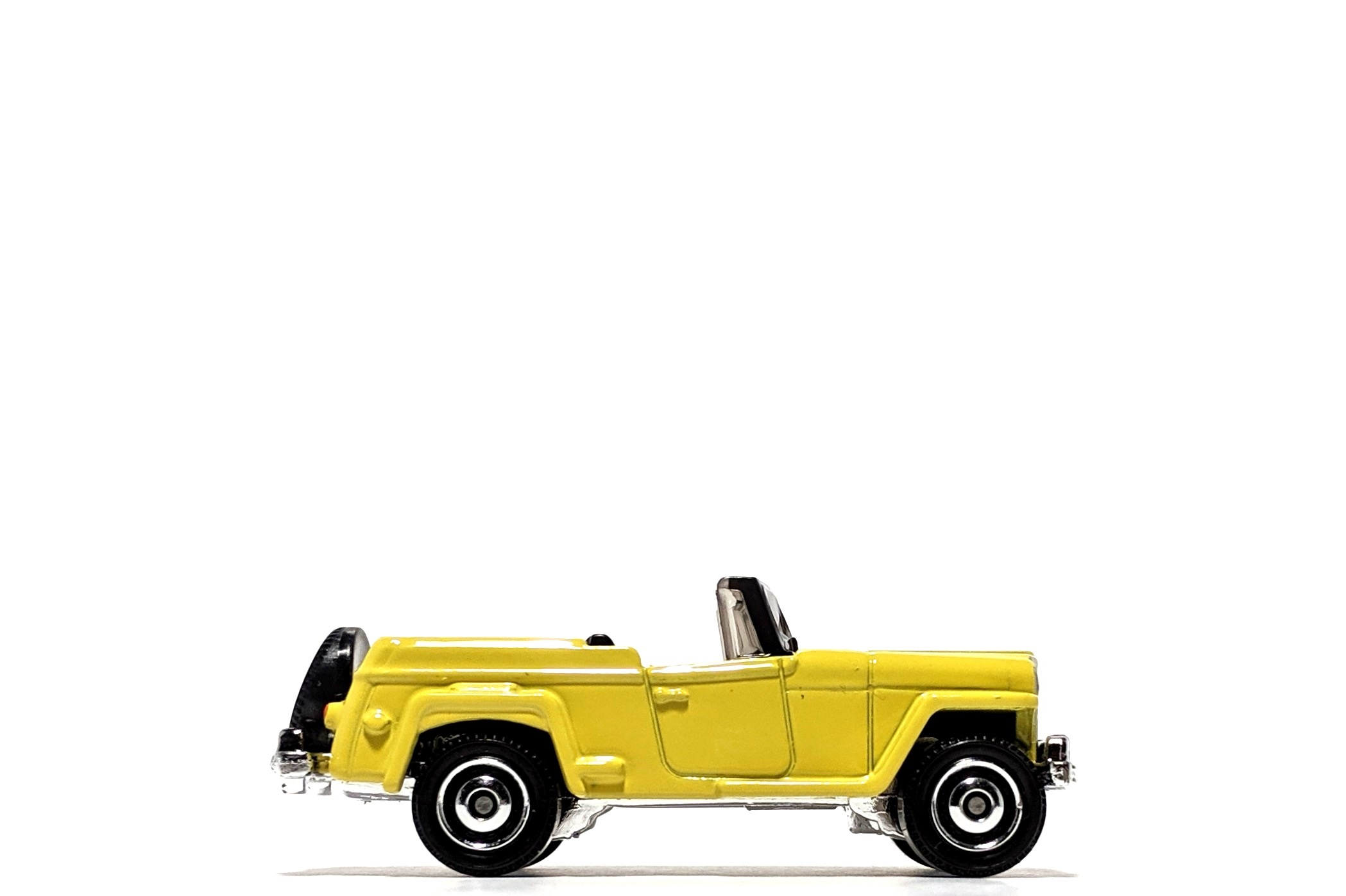 '48 Willys Jeepster, by Matchbox (Jeep Series)