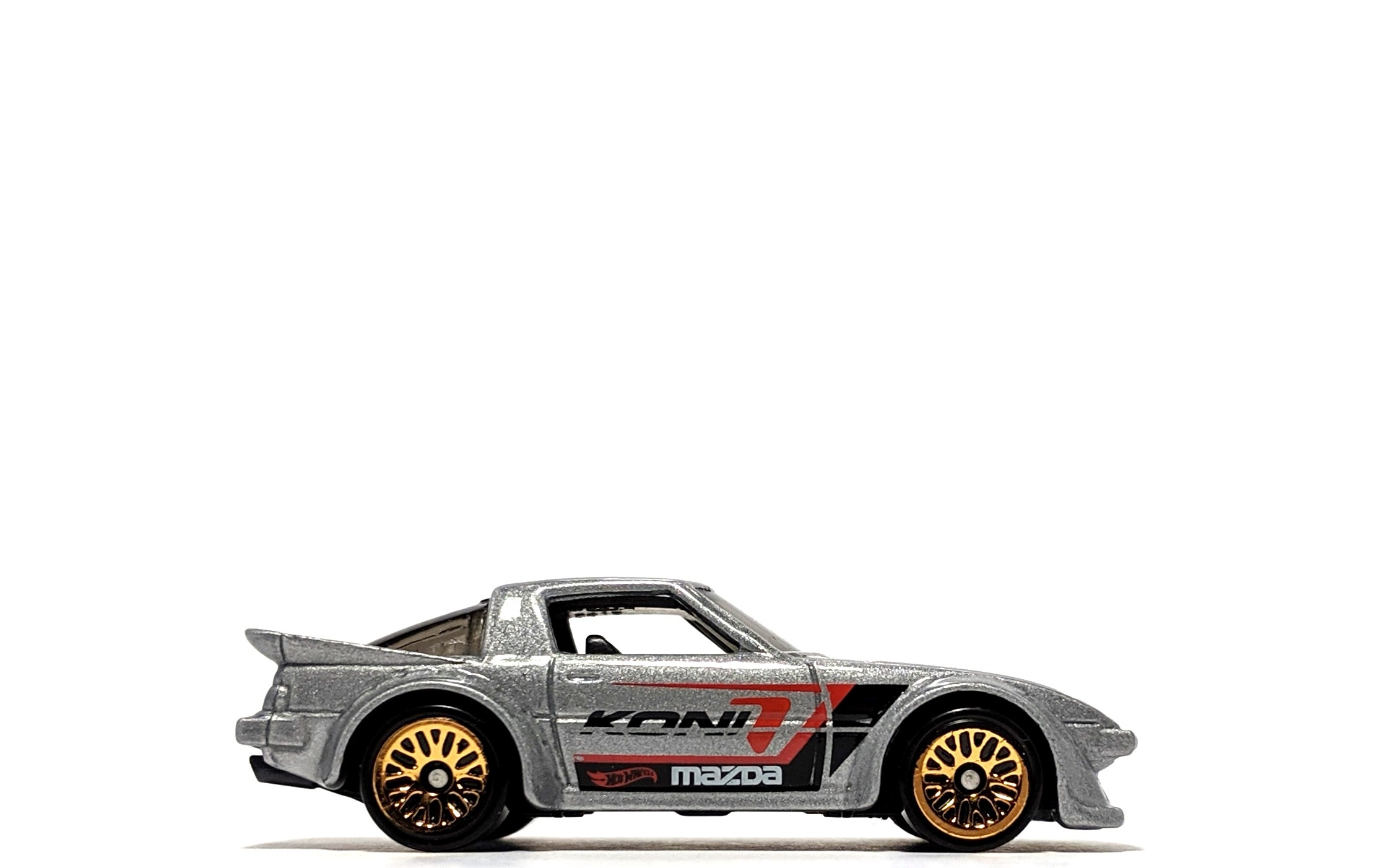 Mazda RX-7, by Hot Wheels