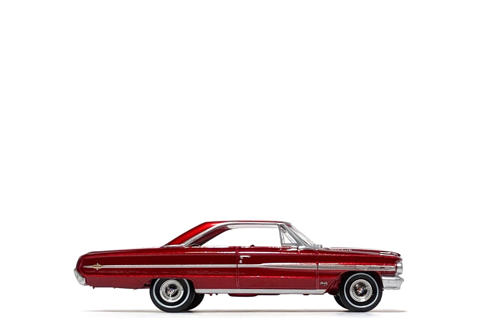 1964 Ford Galaxie 500 XL (Ultra Red), by Auto World