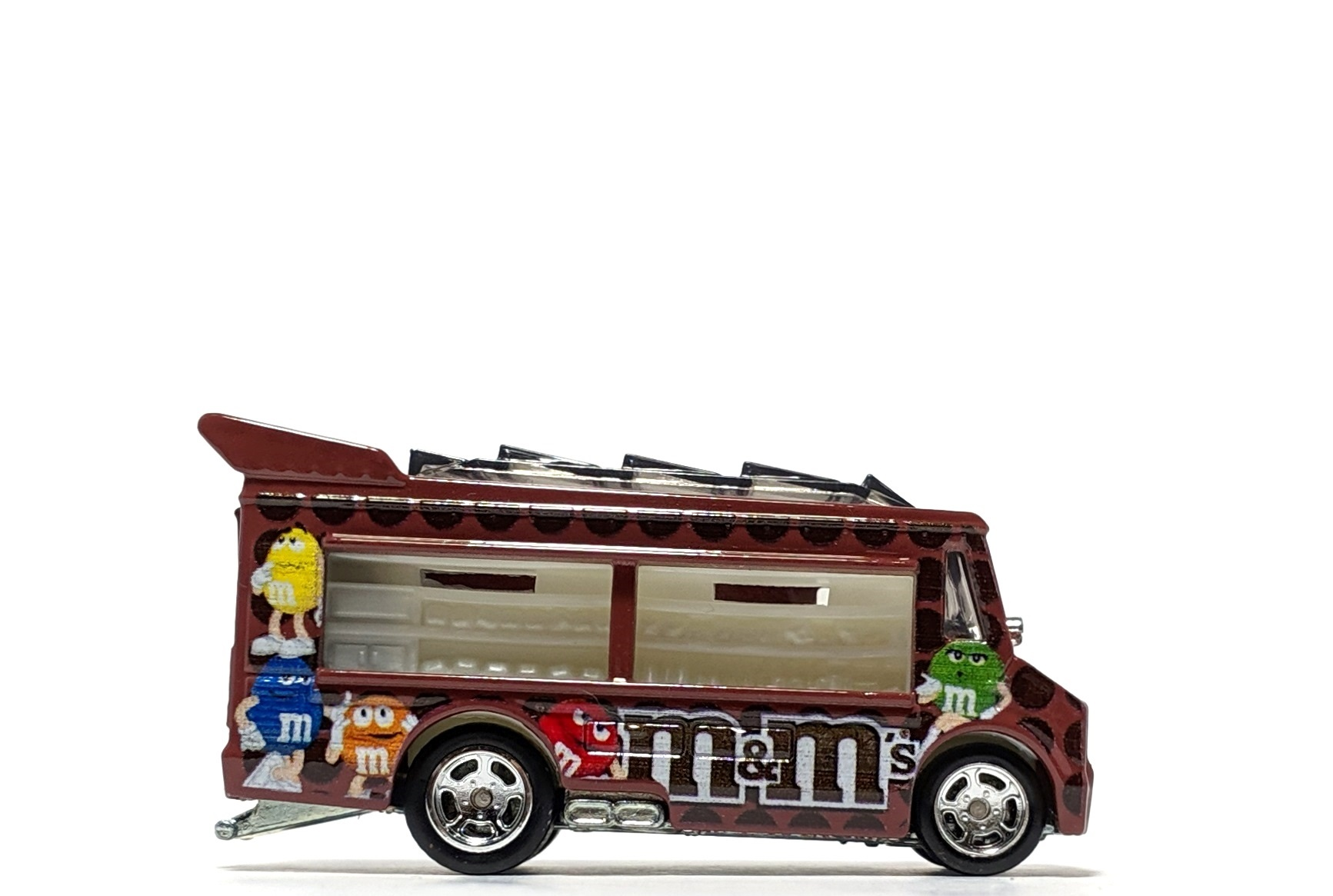 "Smokin' Grille ""M&M's"", by Hot Wheels (Pop Culture: Mars)"