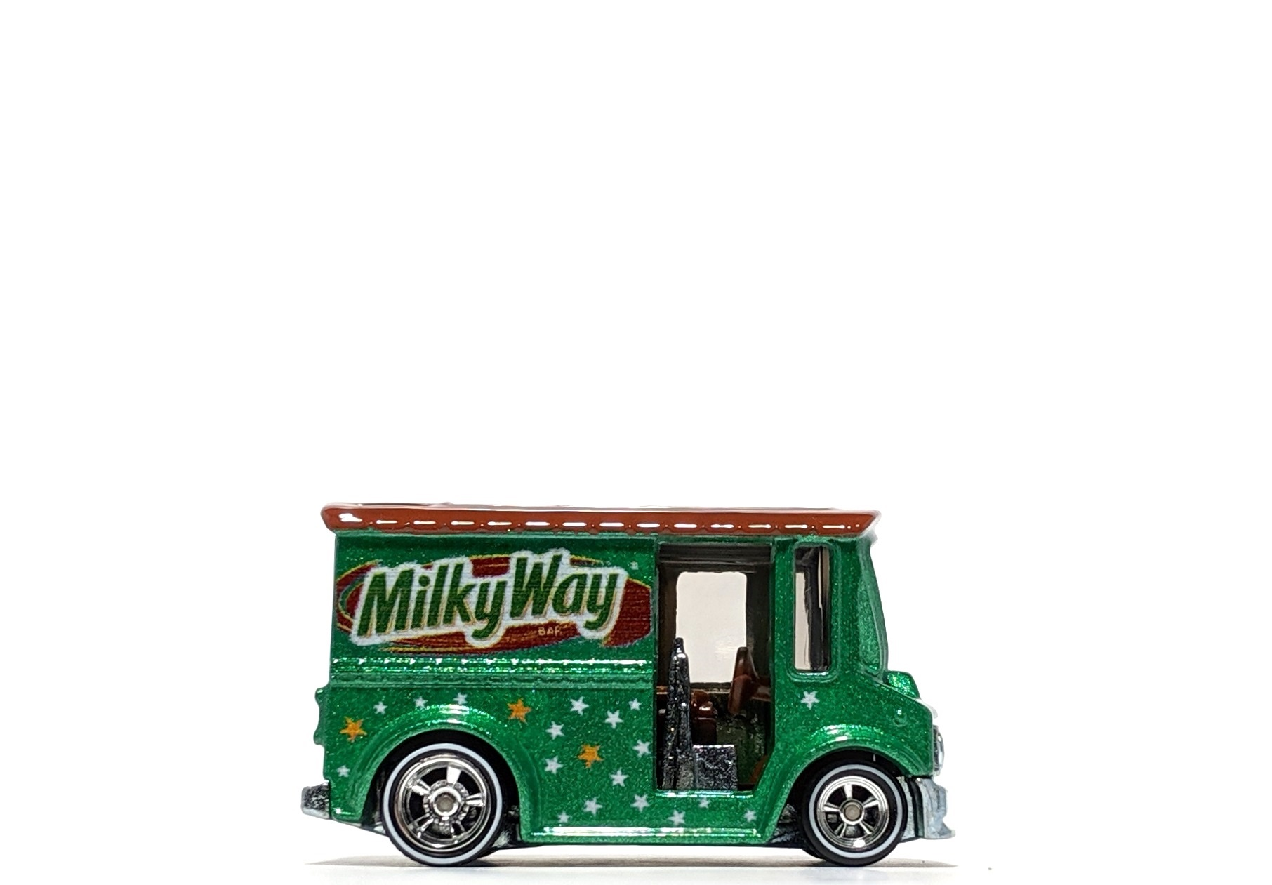 "Bread Box ""Milky Way"", by Hot Wheels (Pop Culture: Mars)"