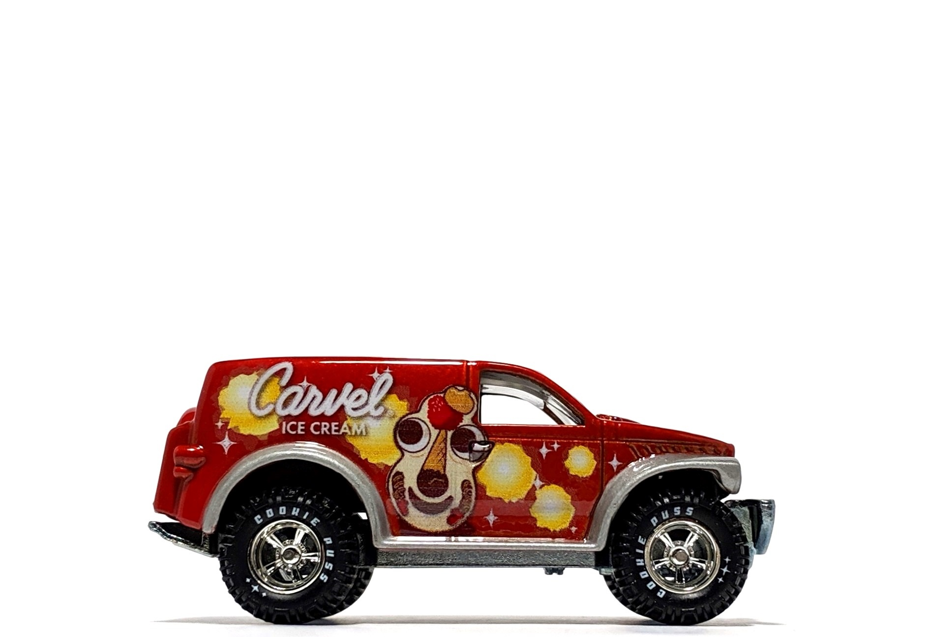 "Power Panel ""Carvel Ice Cream"", by Hot Wheels (Pop Culture: Carvel Ice Cream)"