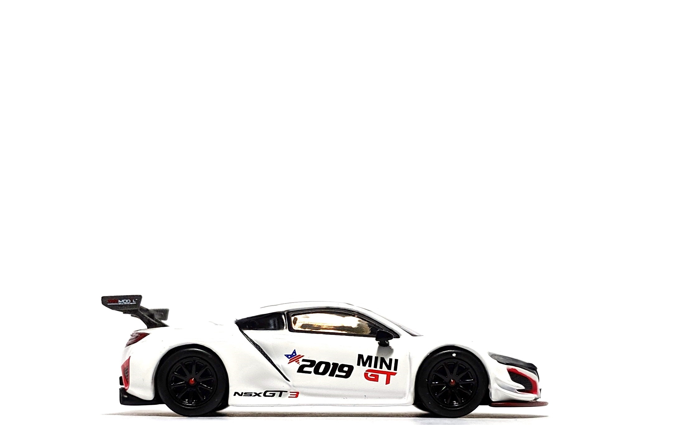 Honda NSX GT3 2019 Toy Fair, by Mini GT