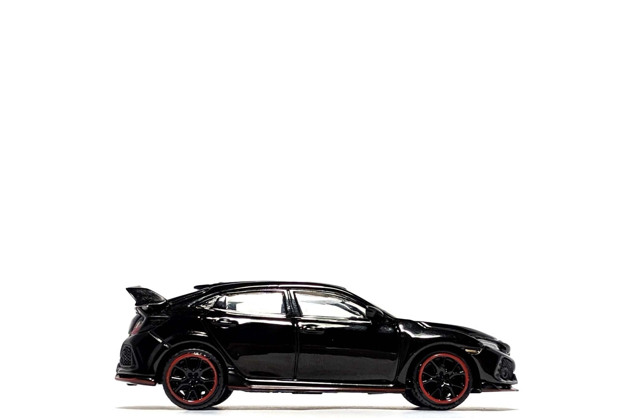 Honda Civic Type R in Crystal Black, by Mini GT