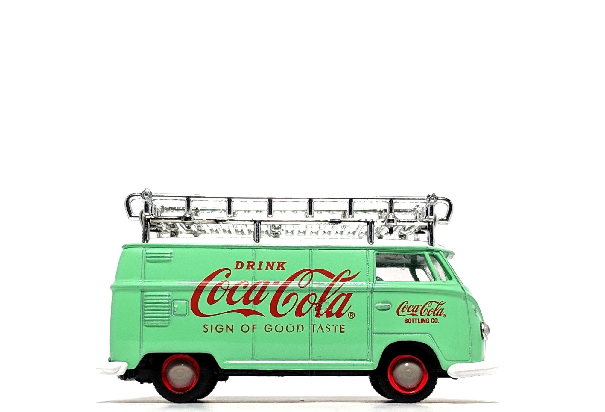 1960 VW Delivery Van, by M2 Machines (Coca-Cola - A01)
