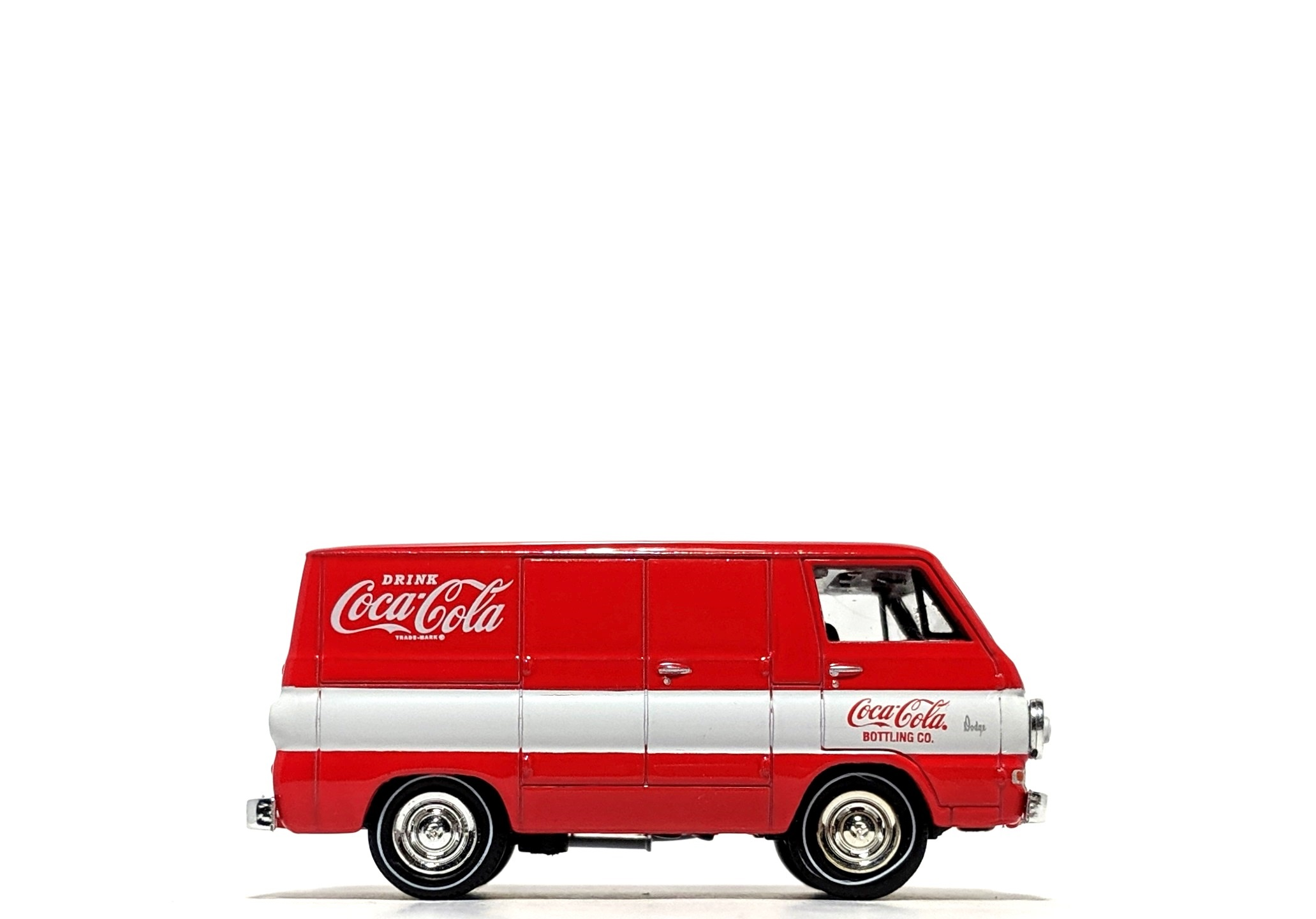 1964 Dodge A100 Panel Van, by M2 Machines (Coca-Cola - A01)