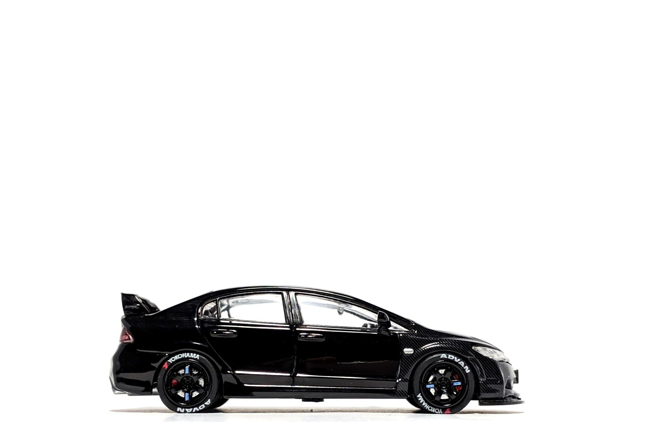 Honda Civic FD2 Mugen RR (Singapore Special Edition), by Inno64