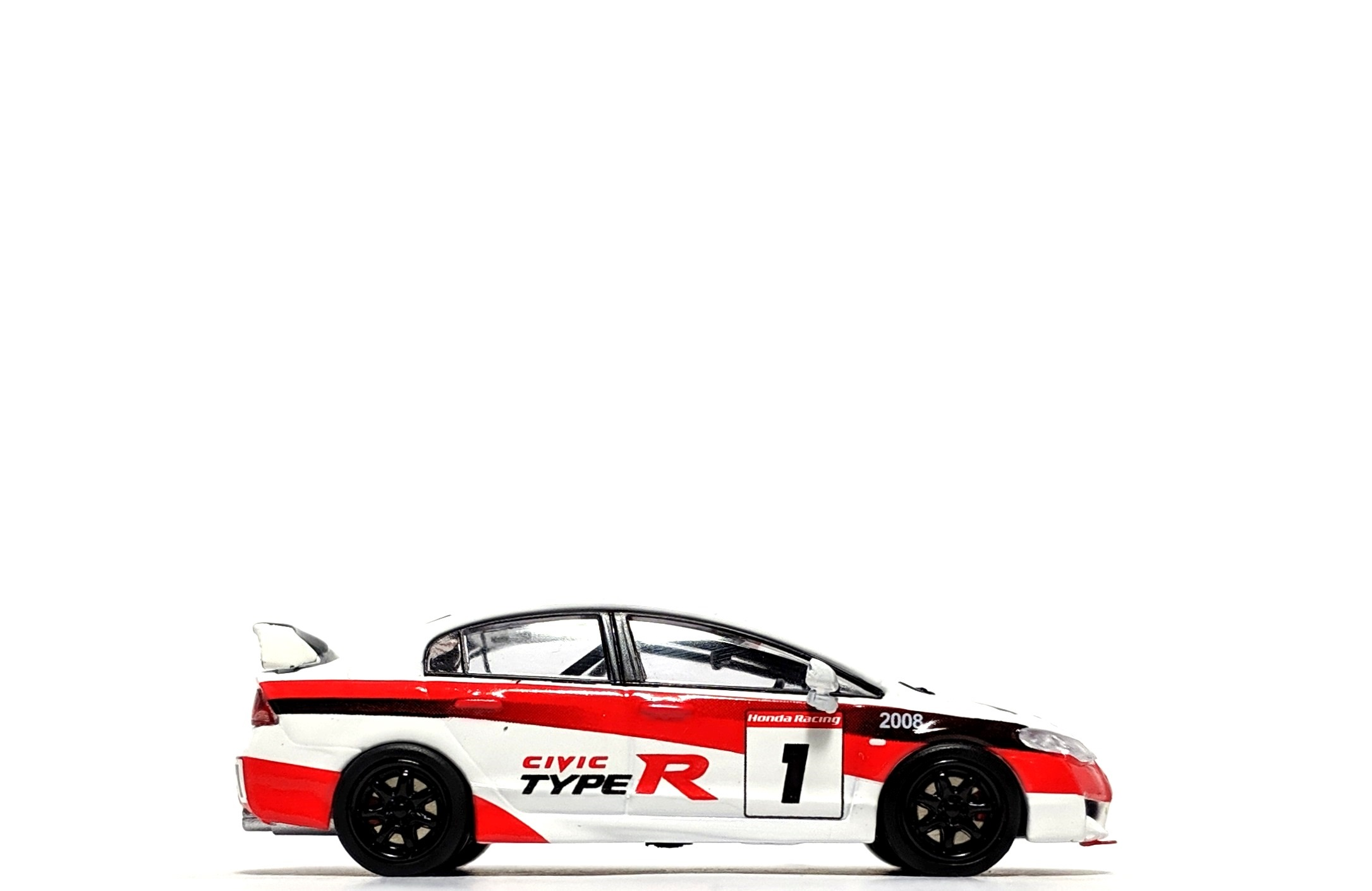 Honda Civic Type R FD2 #1 Japan One Make Race Prototype 2007, by Inno64
