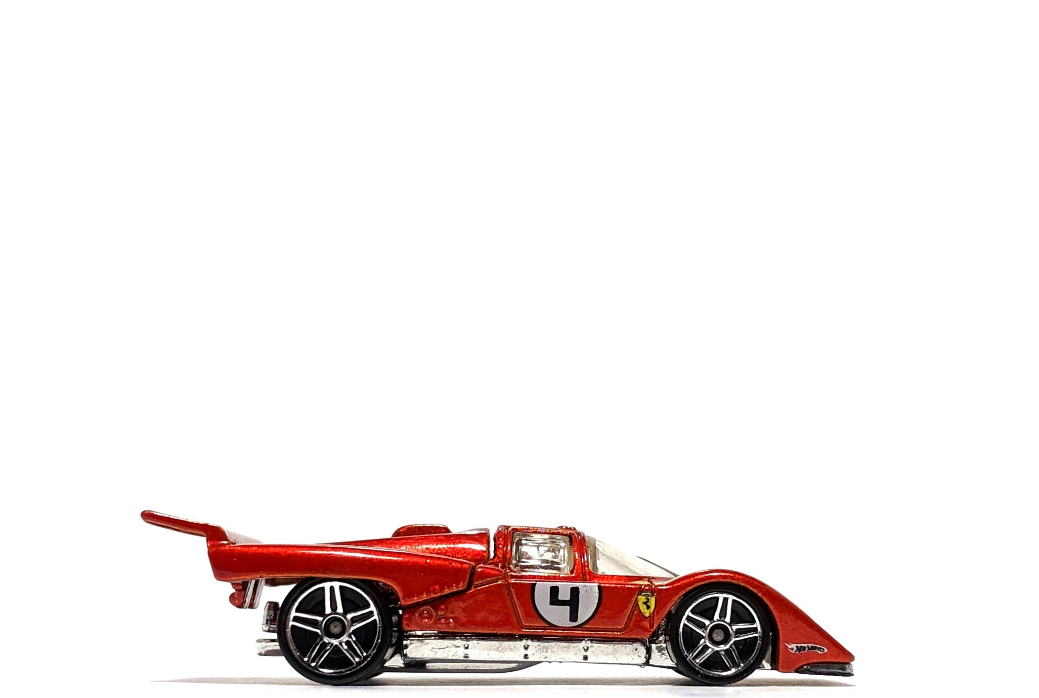 Ferrari 512M, by Hot Wheels