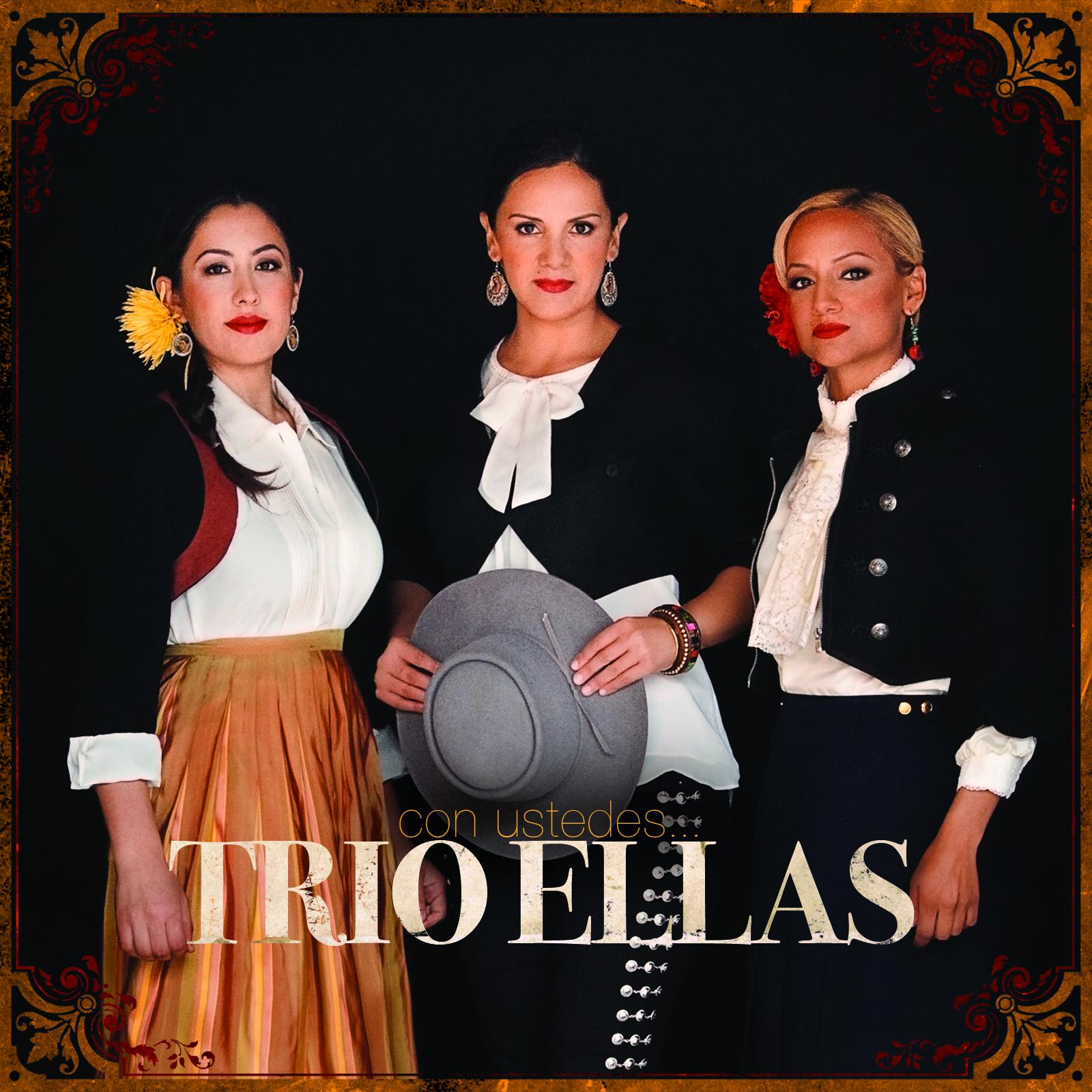 Con Ustedes...Trio Ellas LP