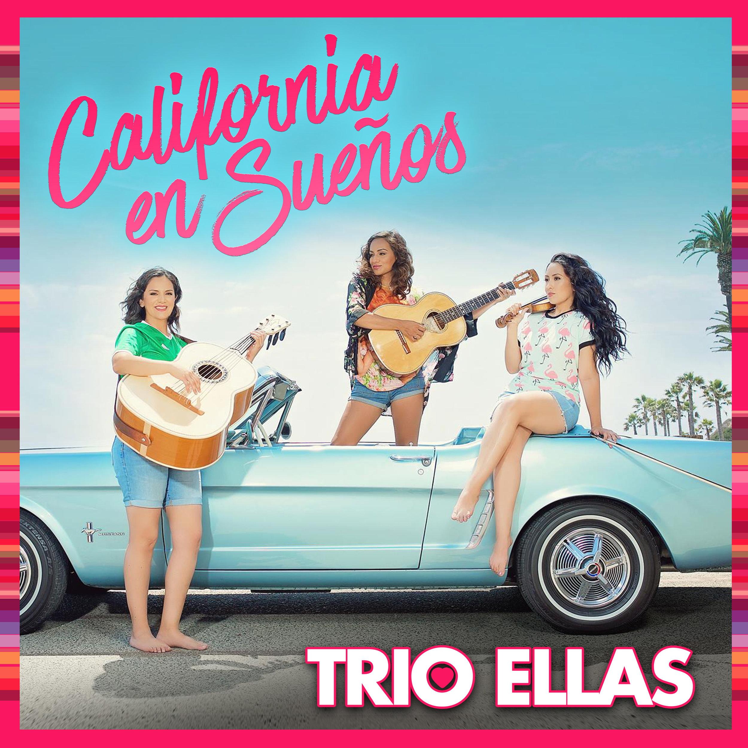 California En Sueños Single