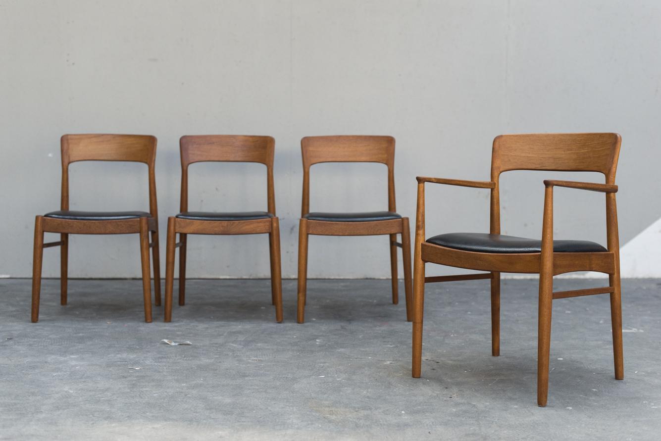 chaises Hennings kjnearluff