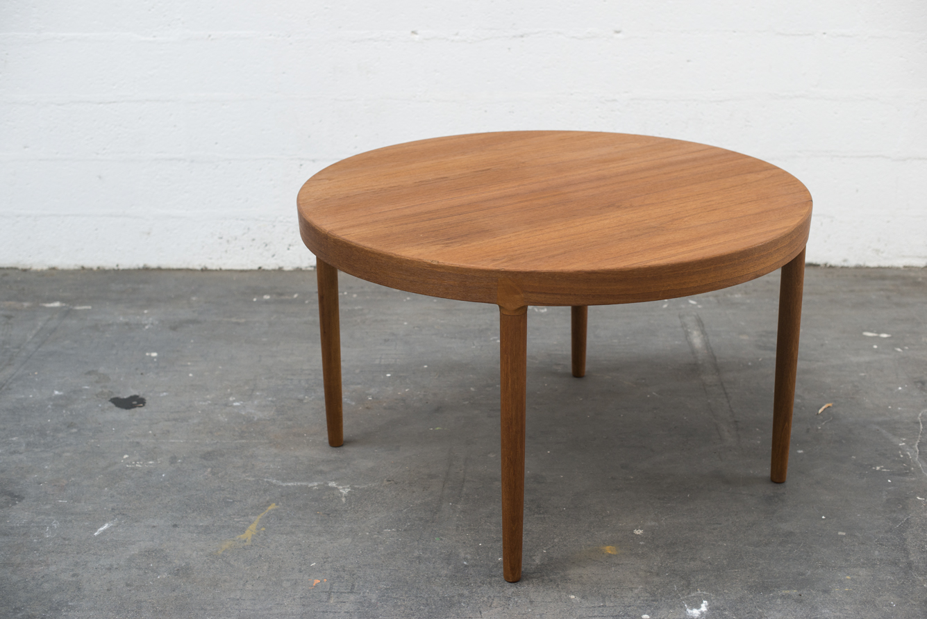 TABLE HARRY OSTERGAARD RONDE