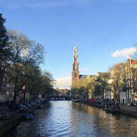 Insider's Guide to Amsterdam  A Little Bird , Dec 2017