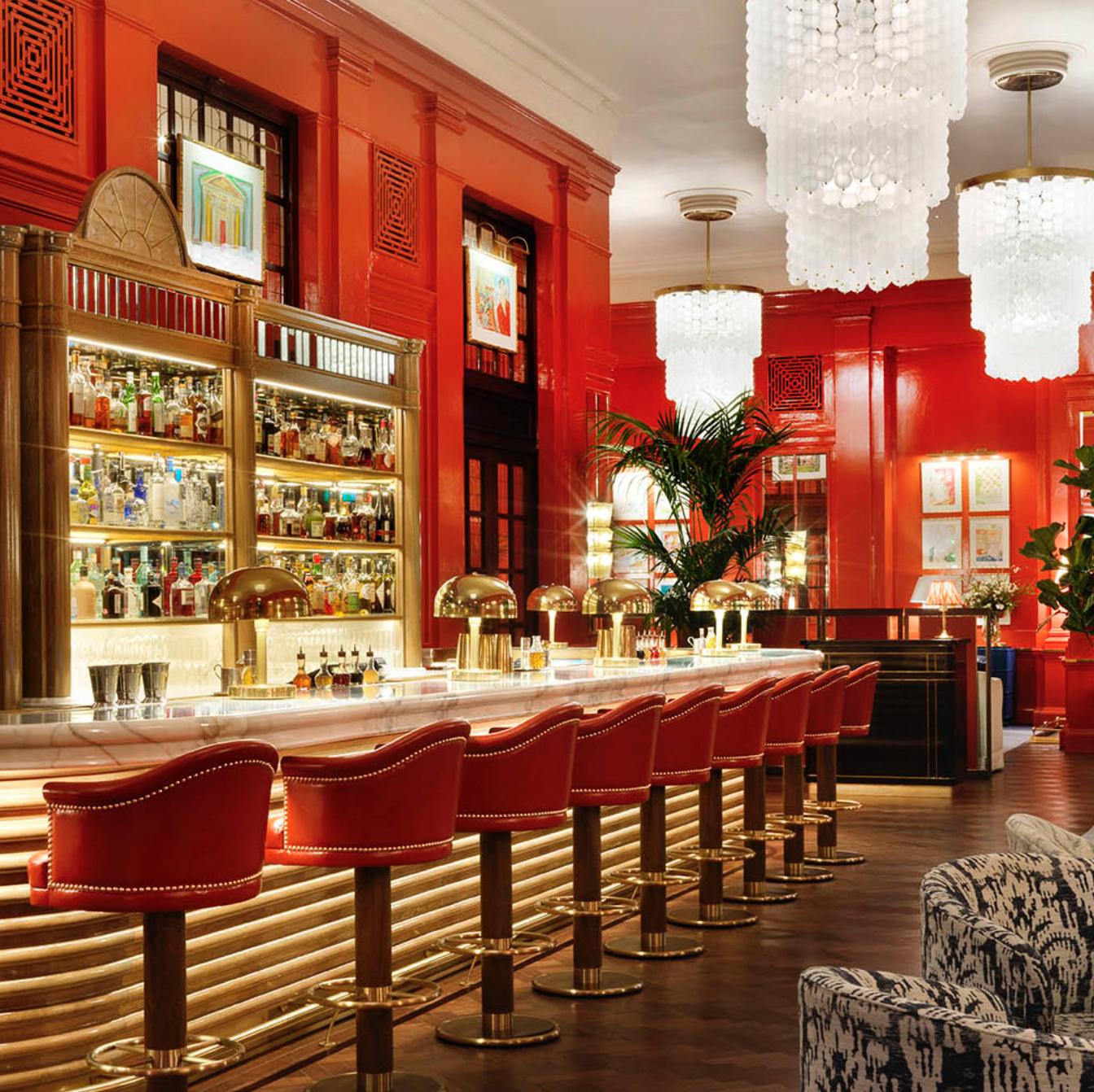 London's New Cocktail Bars,  A Little Bird , October 2018