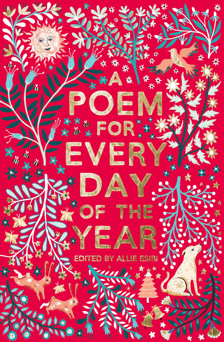 Allie Esiri, Poetry Curator,  A Little Bird  September 2018