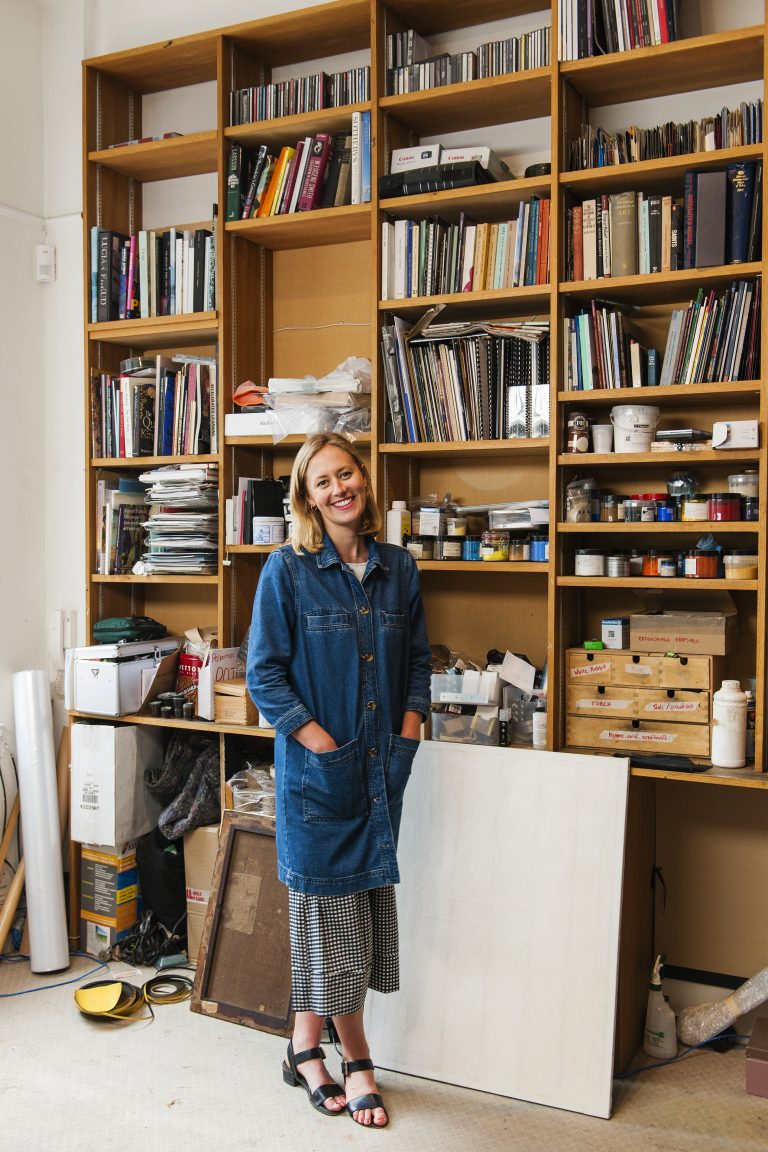Interview with Georgia Spray, founder of Partnership Editions,  A Little Bird  May 2018