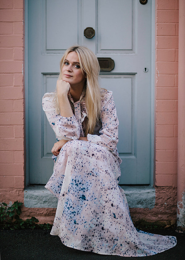 Interview with Dolly Alderton, writer, The  Iris Letter  October 2016