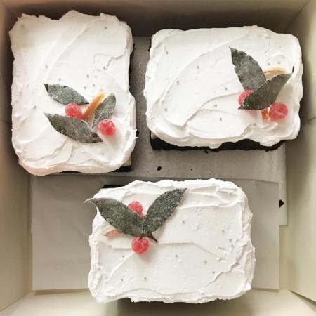 Christmas Hampers,  A Little Bird , December 2018