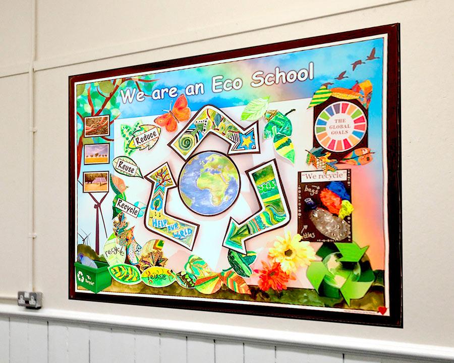 Eco School Display