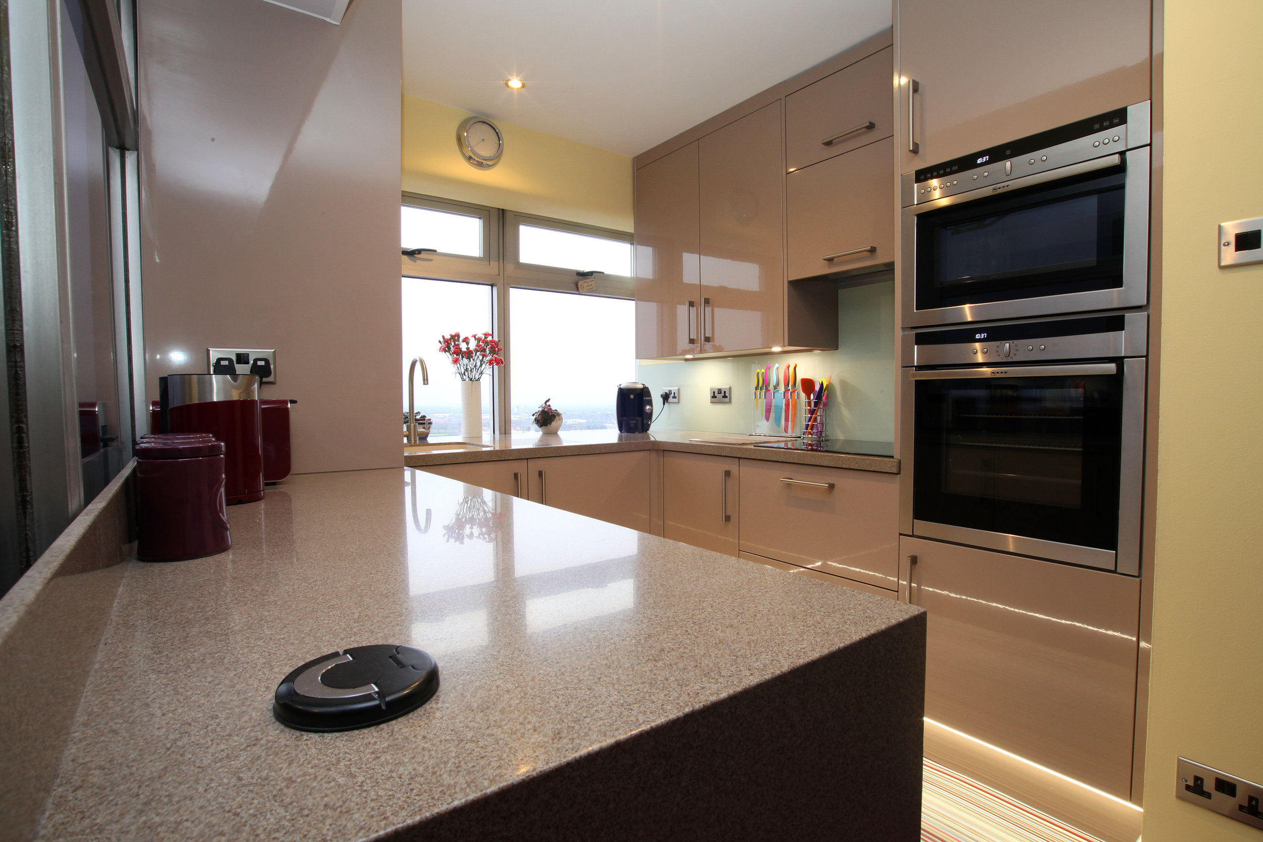 Fabricated by Barbury Kitchens